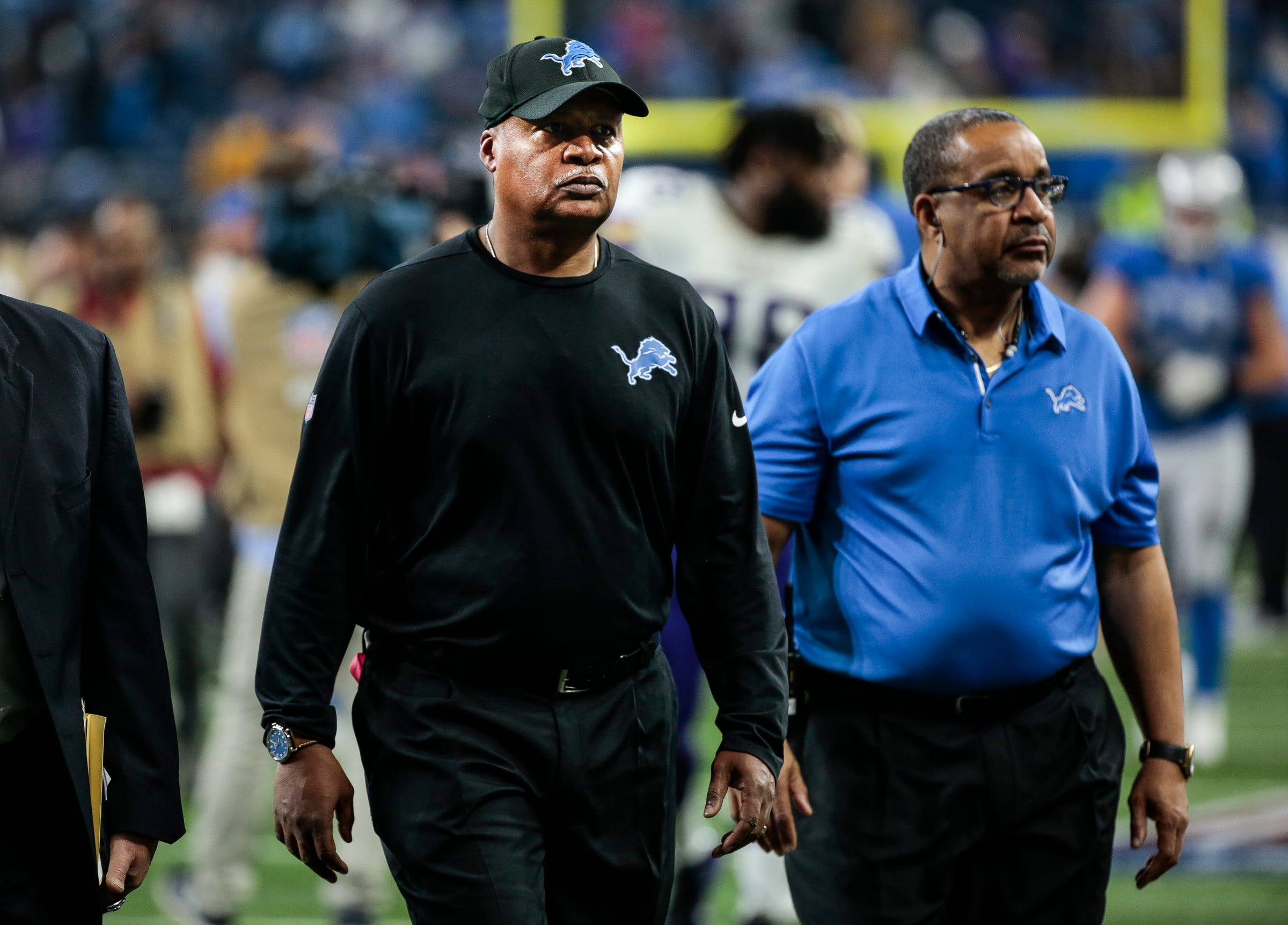 Jim Caldwell fired after 4 seasons as Detroit Lions coach
