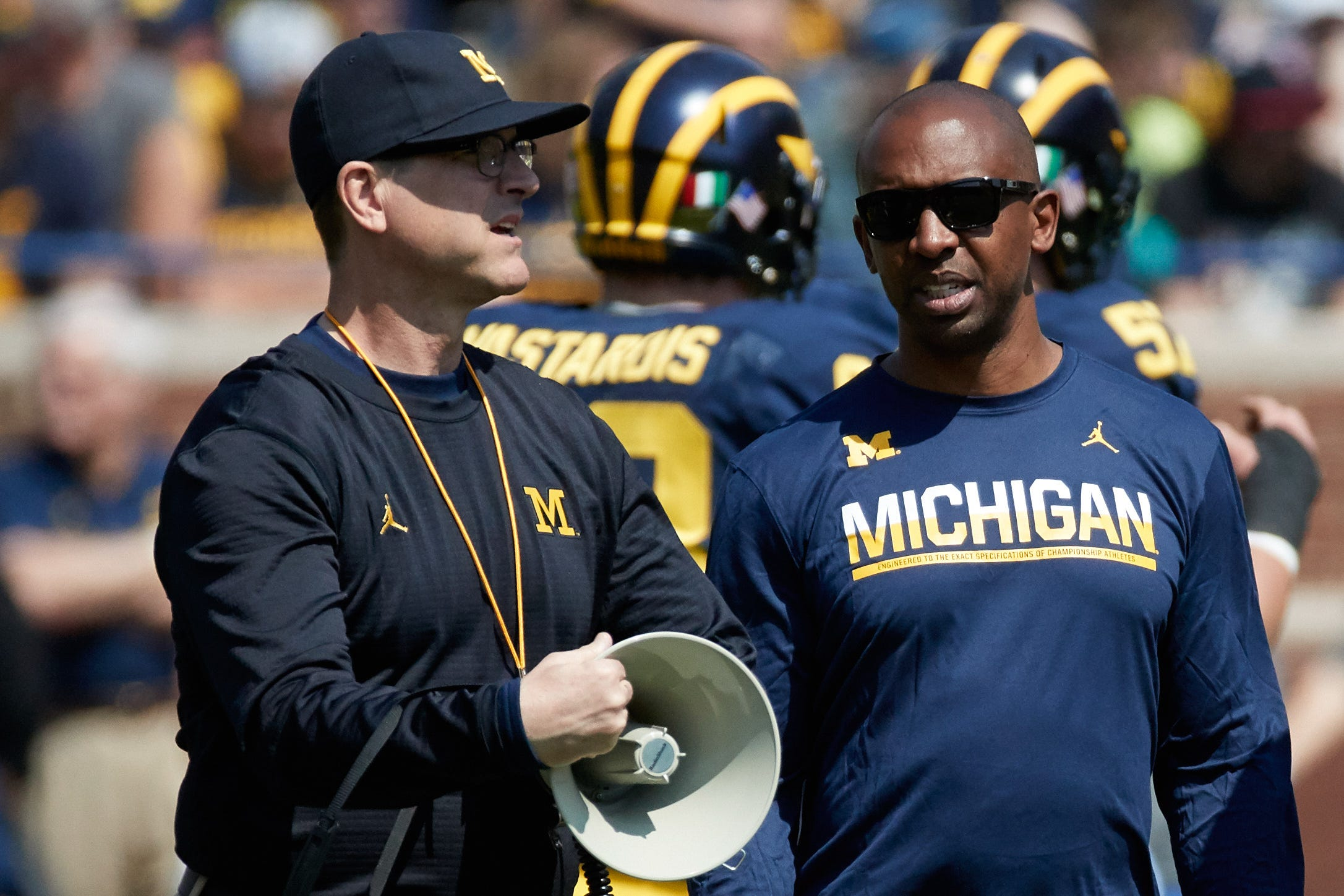 Pep Hamilton, assistant head coach and passing game