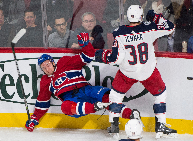 Price makes 37 saves, Canadiens end Jackets' streak at 6