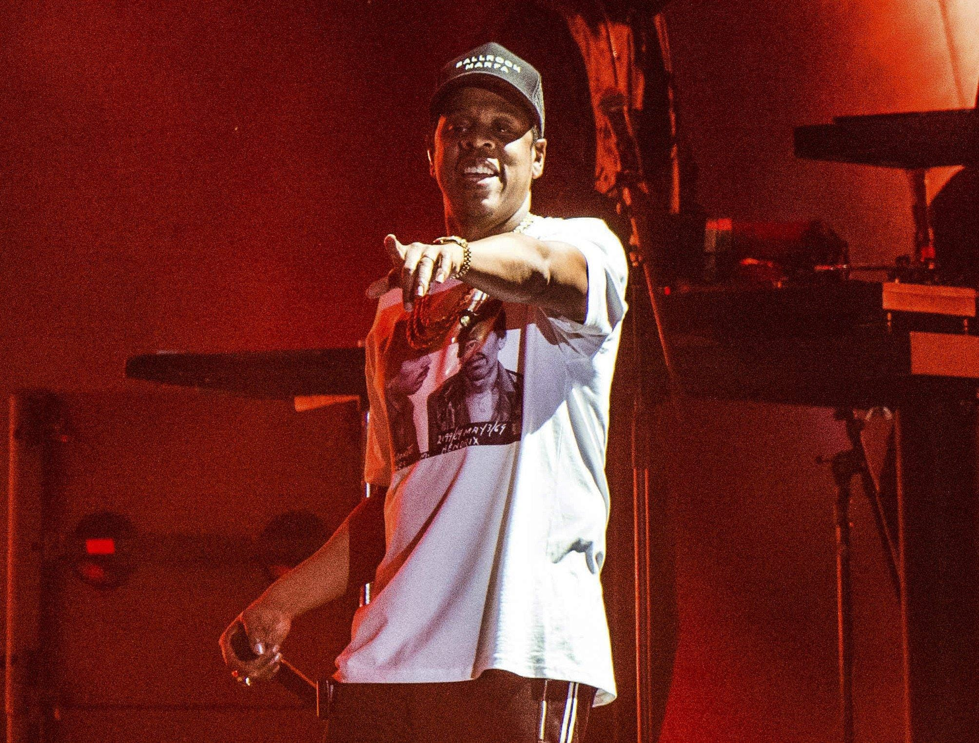 Jay-Z, the Flintstones, red-tailed hawks: News from around our 50 states