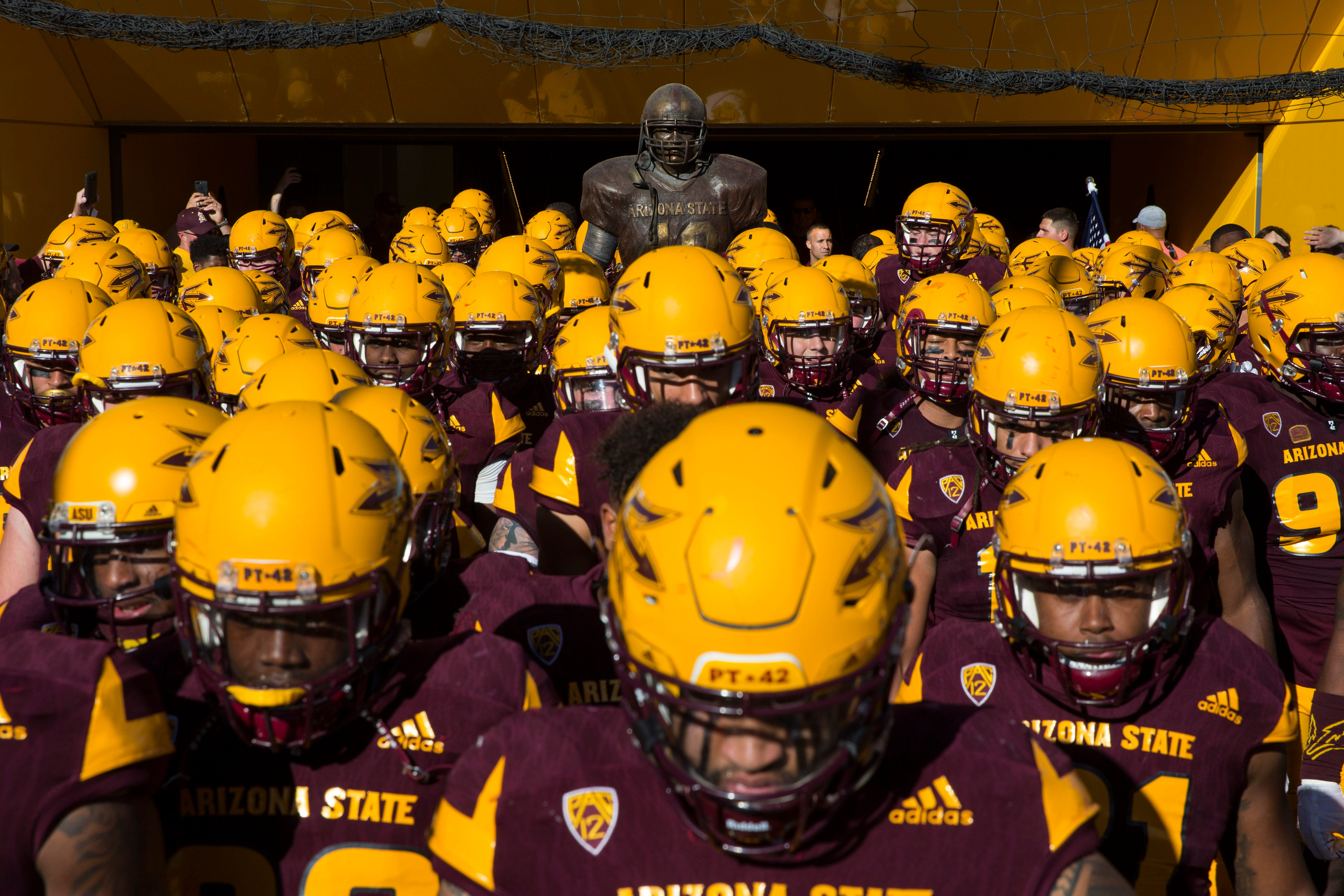Arizona State is in the market for someone to leads
