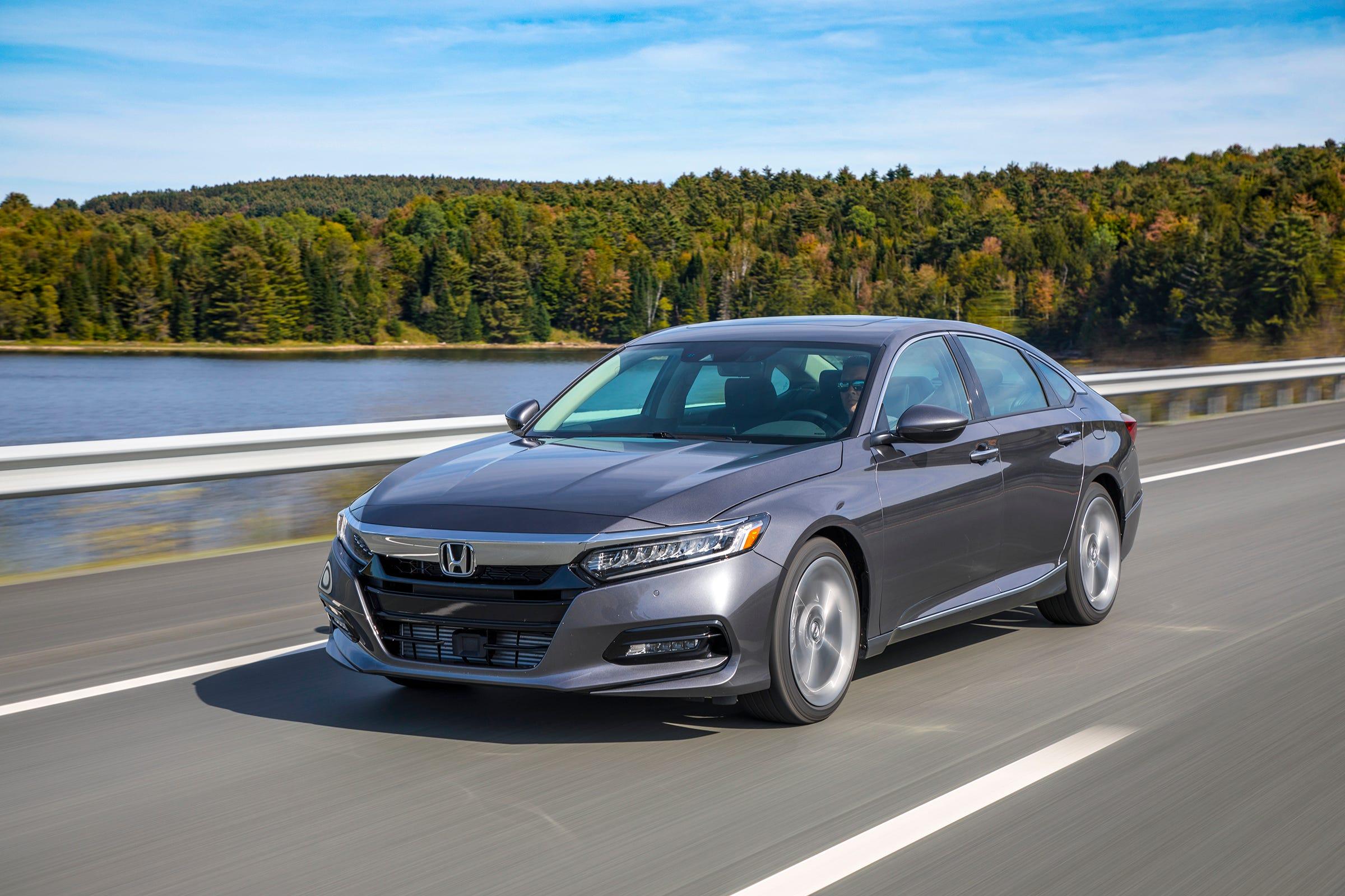 Car of the Year finalist: The Honda Accord