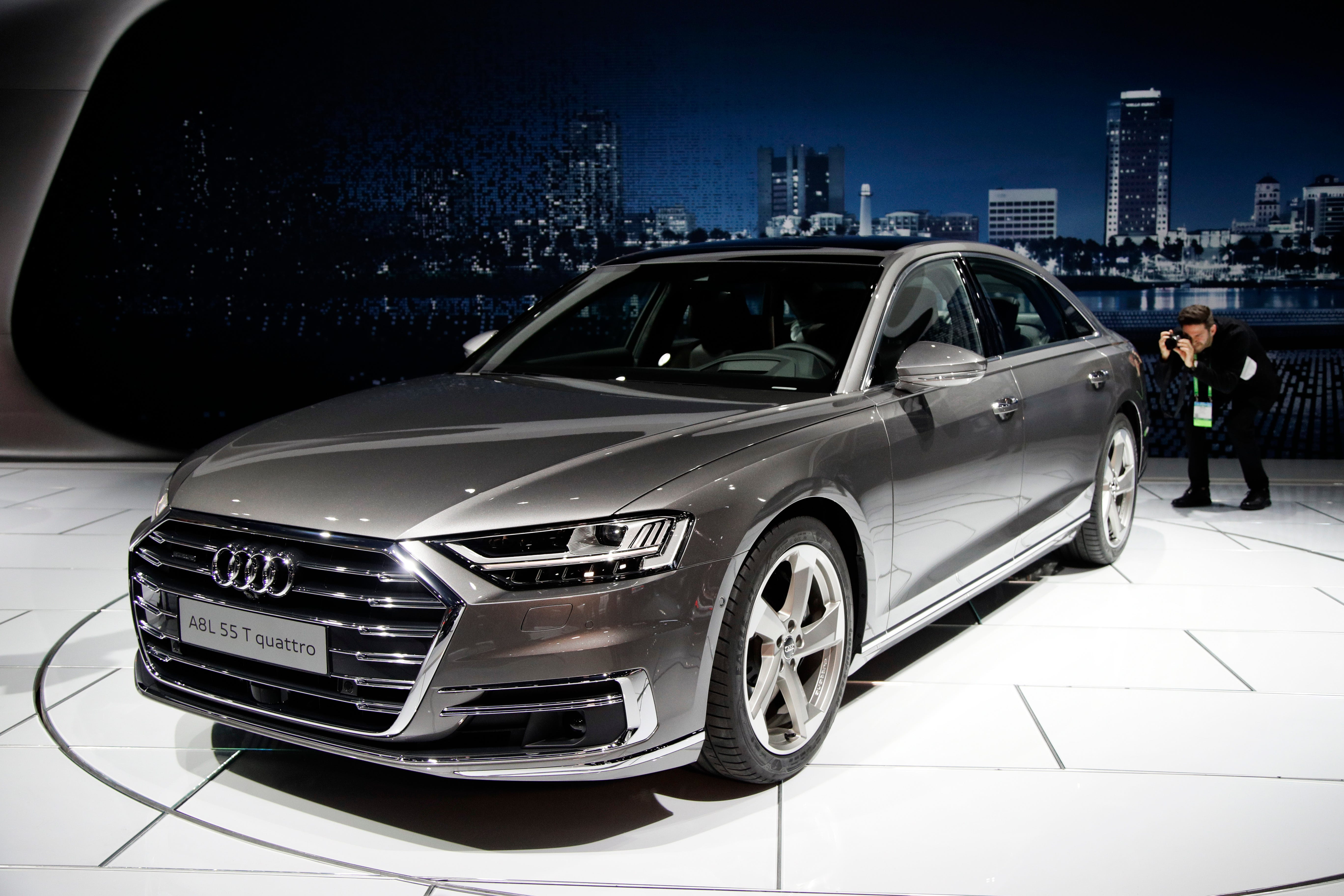 2019 Audi A8: All new, it packs more toys into its