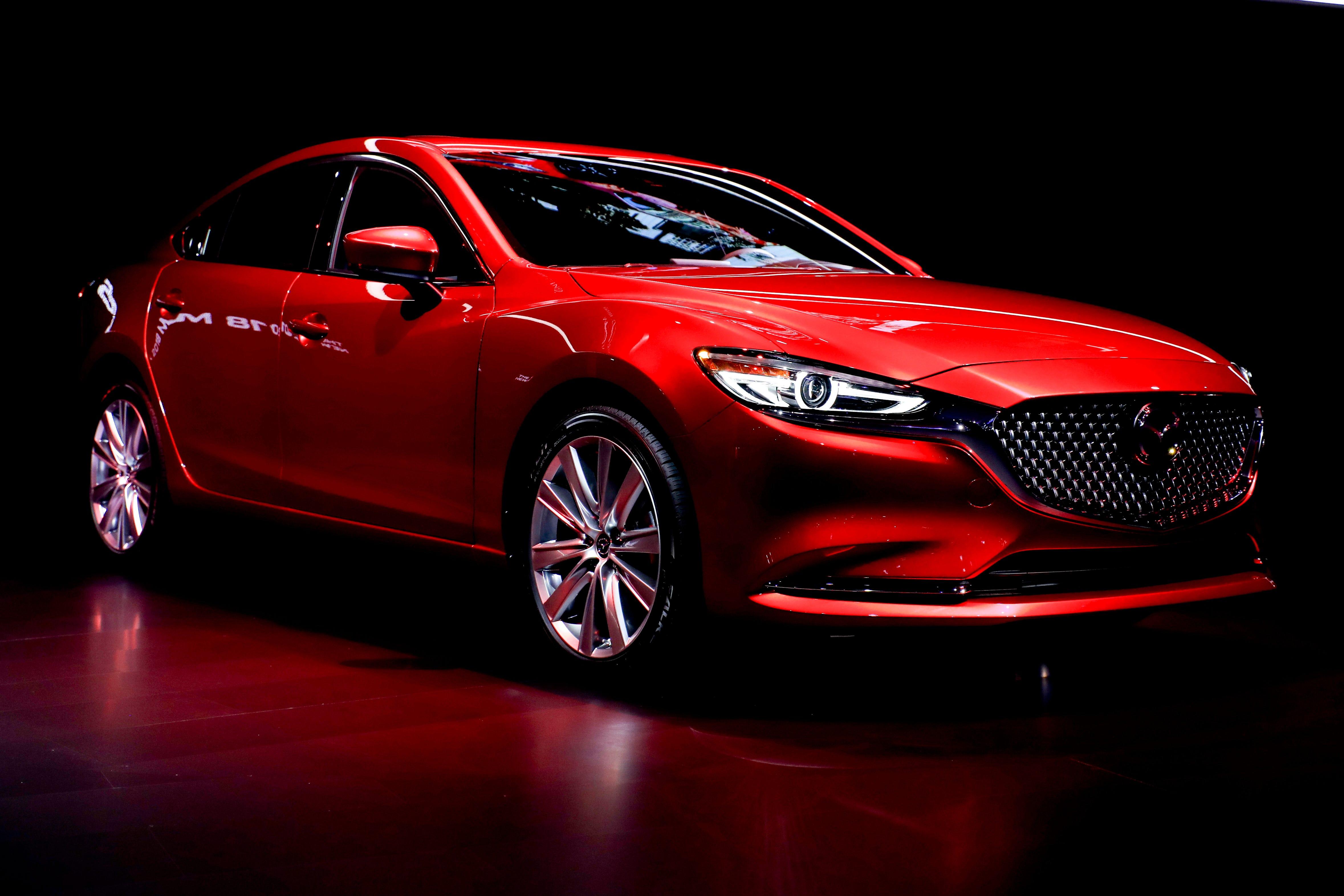 Mazda Vision / 2018 Mazda 6, part 2: The 6's story
