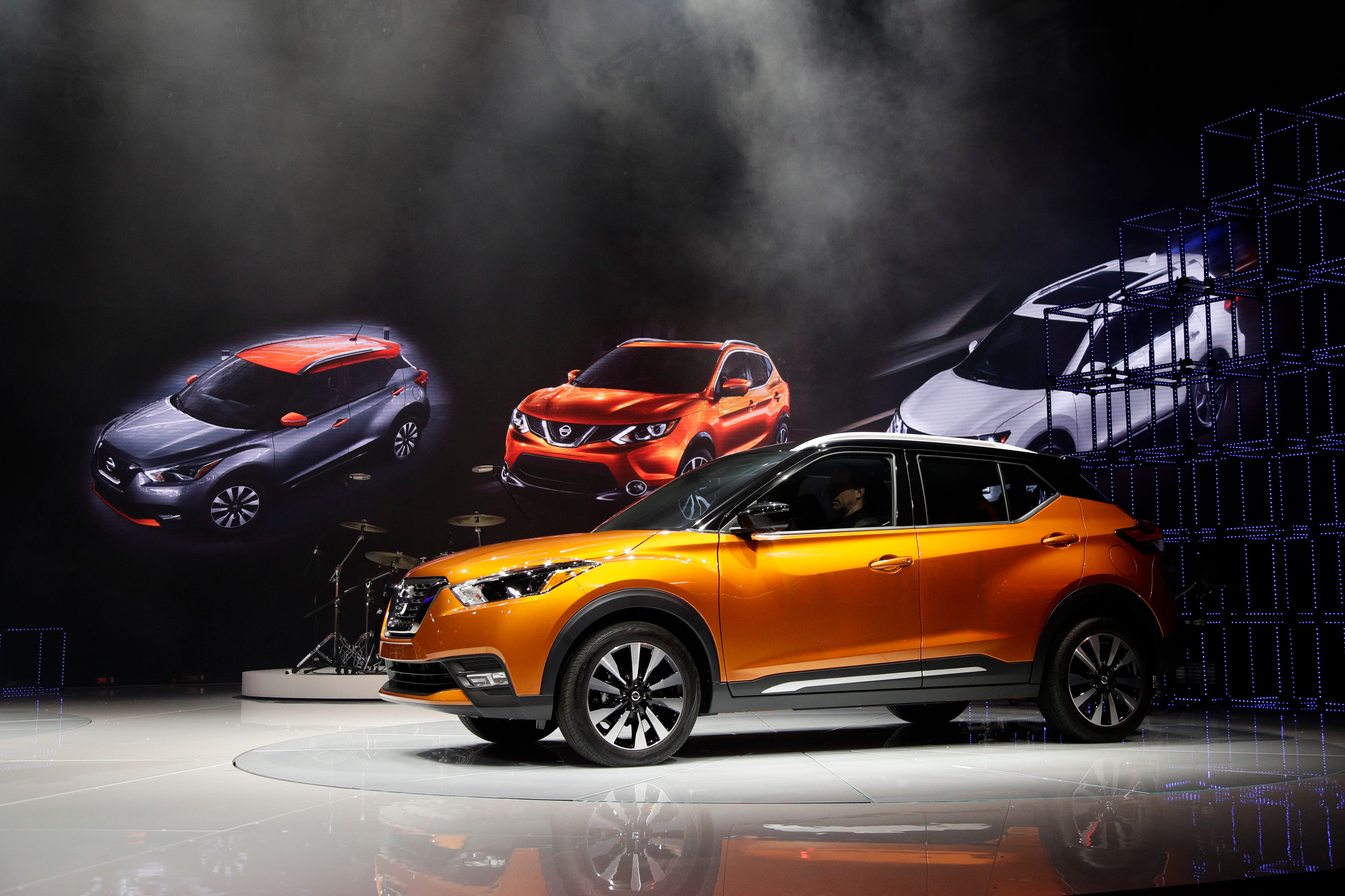 2018 Nissan Kicks: The frog-eyed Juke is no more as