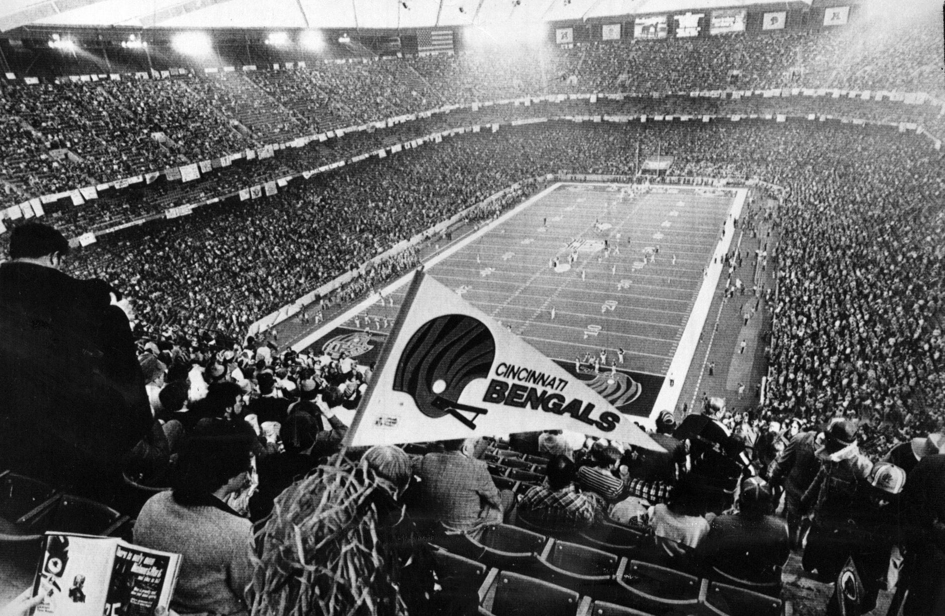 On January 24, 1982, the Silverdome hosted Super Bowl