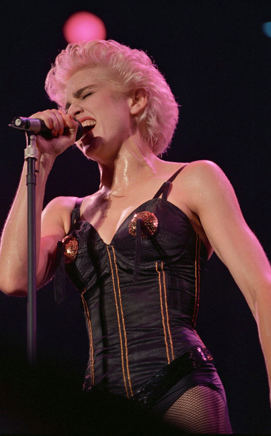 Madonna brings the Who's That Girl World Tour to the