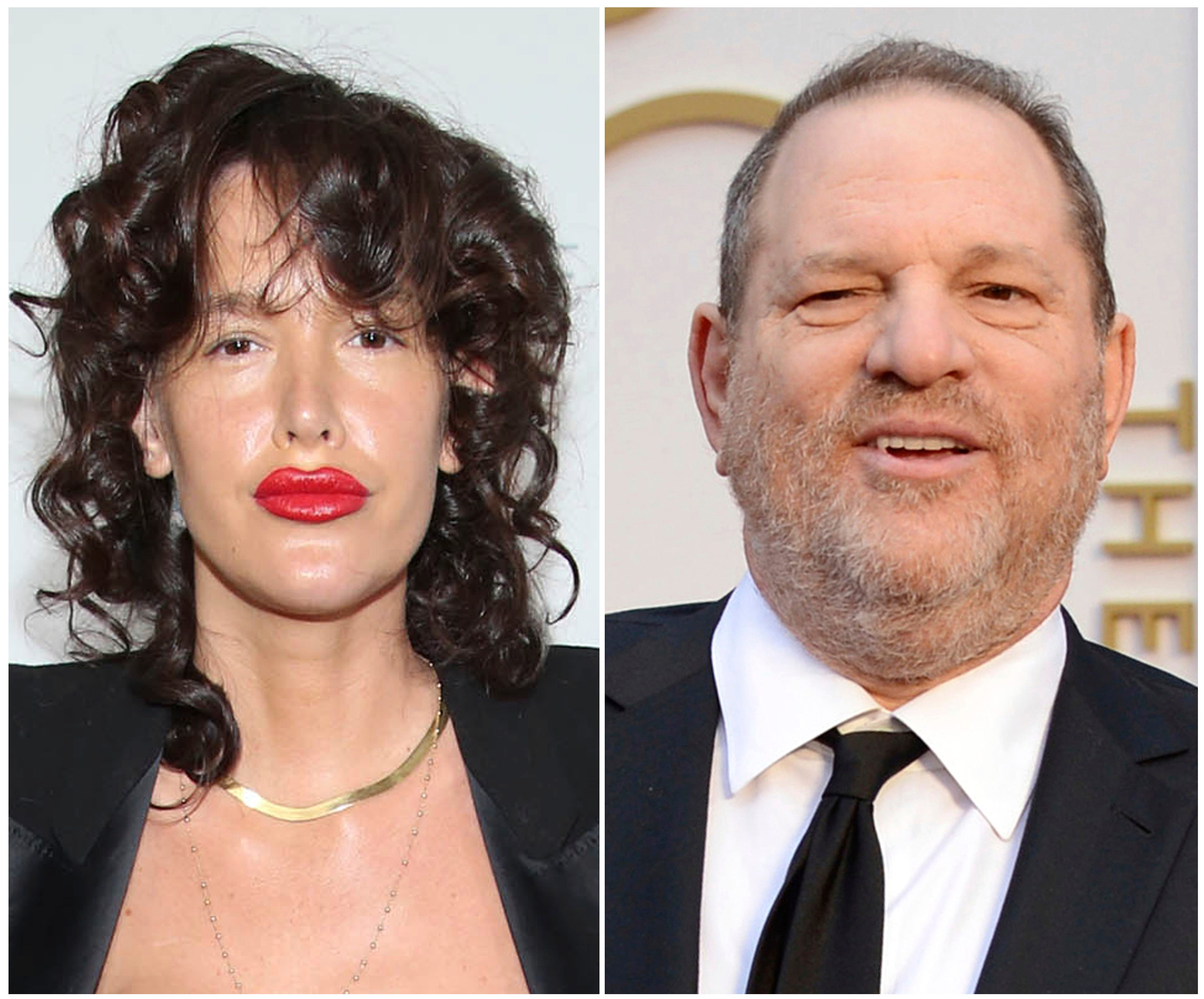 Image result for Harvey Weinstein Rape Charges in Paz de la Huerta Case ... Highly Unlikely
