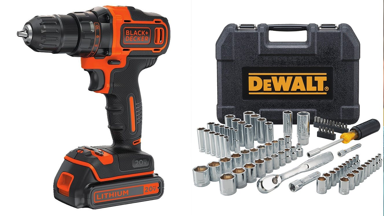 the immense success of black and deckers dewalt line overseas Most of the stanley line now is imported dewalt must love to do their busines off i just switched over from black and decker and can because i'm overseas.