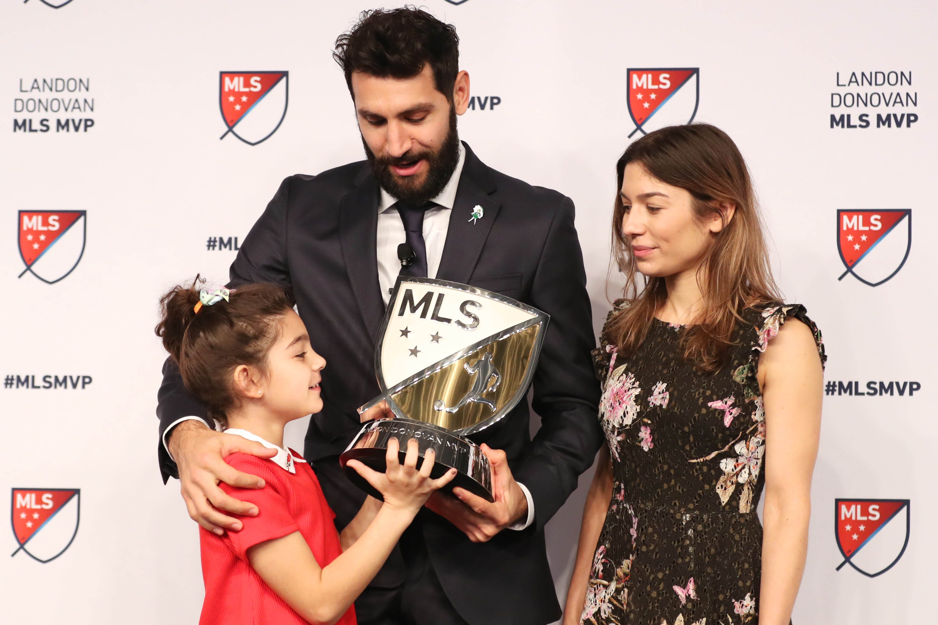Diego Valeri of Portland Timbers named MLS Most Valuable Player