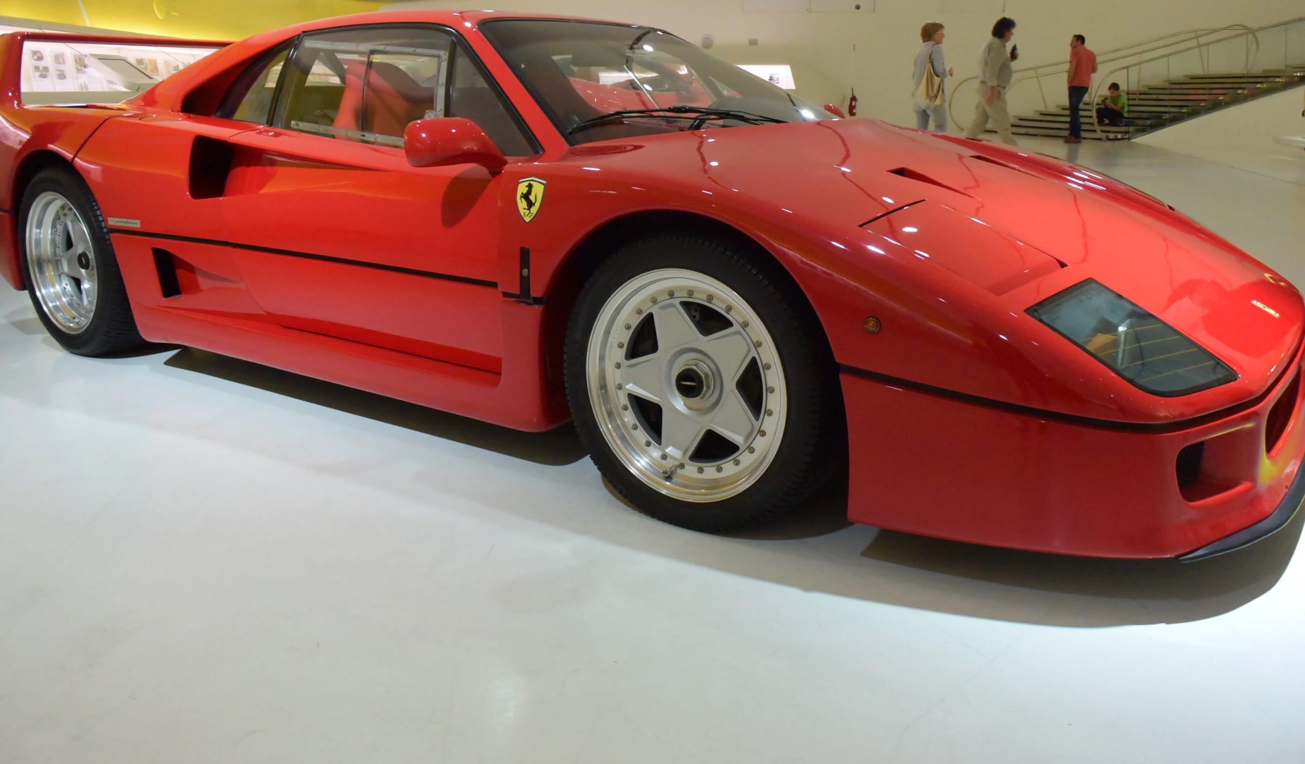 Dream Trip For Car Lovers Ferrari Maserati And More In Modena Italy 11alive Com