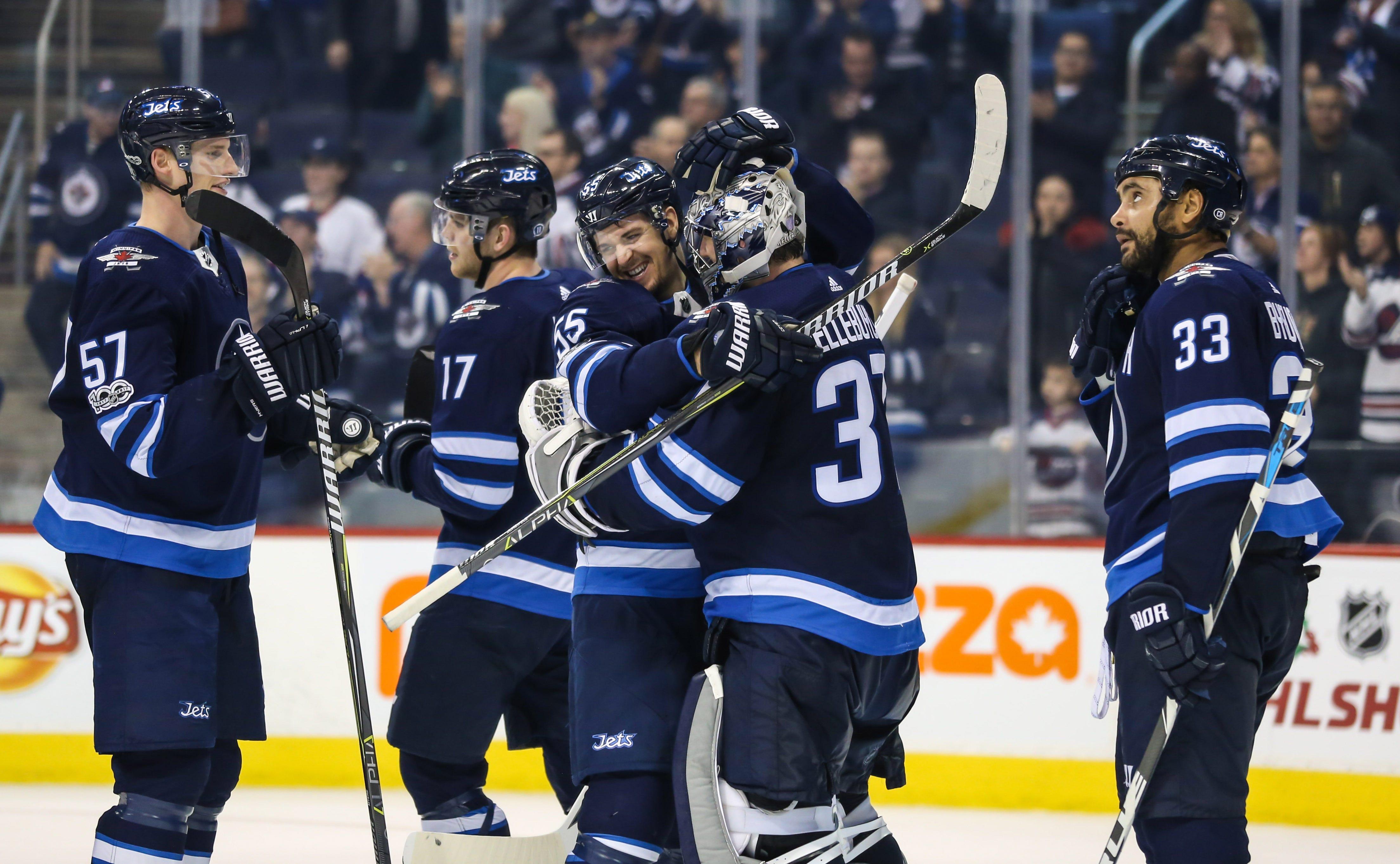 Winnipeg Jets rebuilt on strength of first-round draft picks