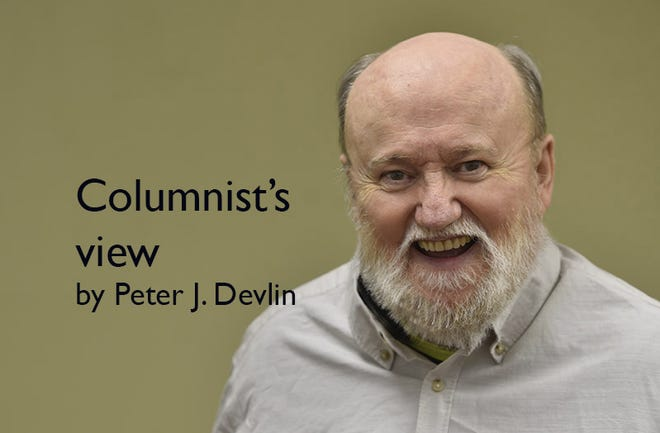 Peter J. Devlin, Door County Advocate columnist