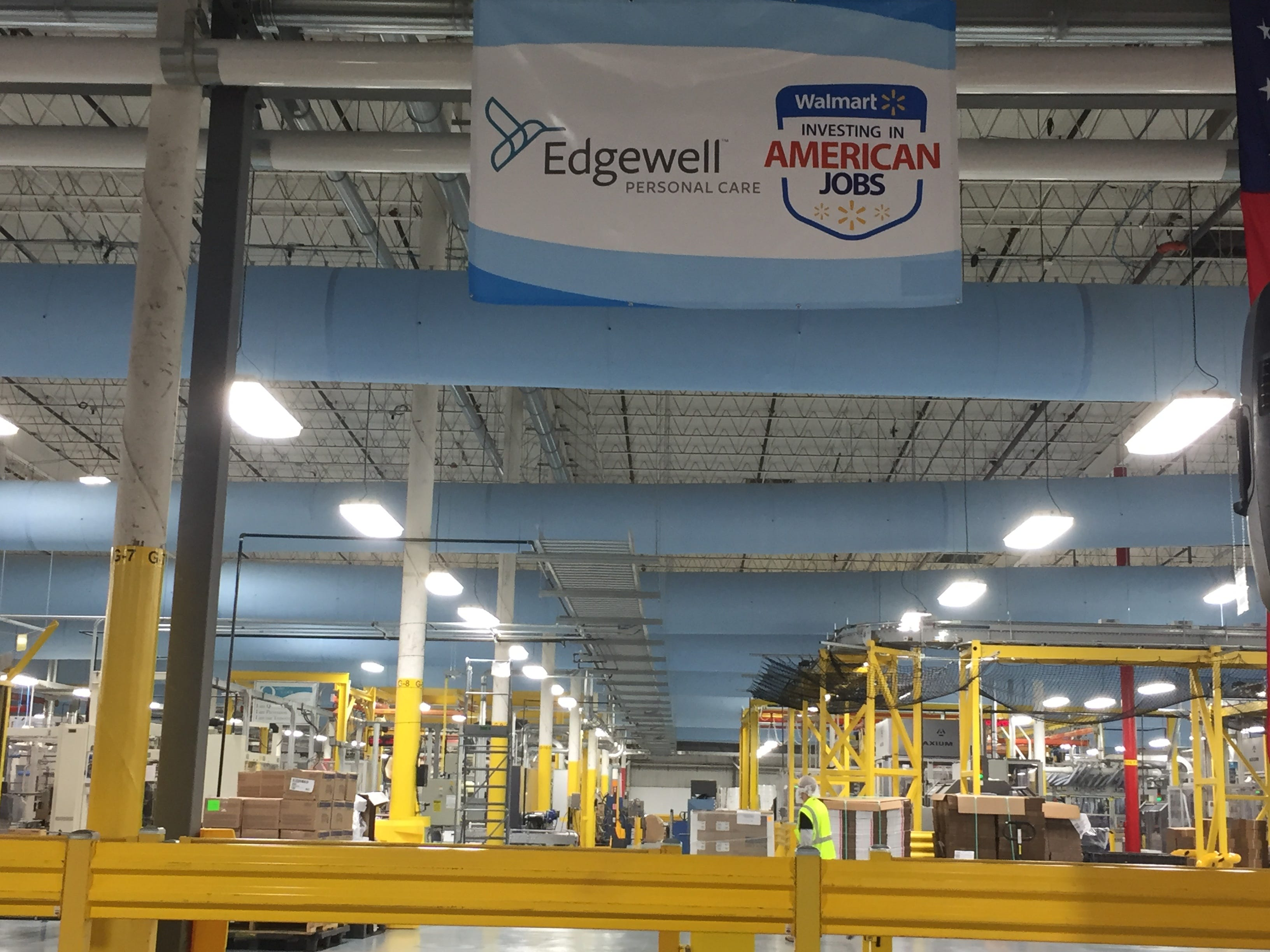 Edgewell Personal Care adds 140 jobs at Dover facility