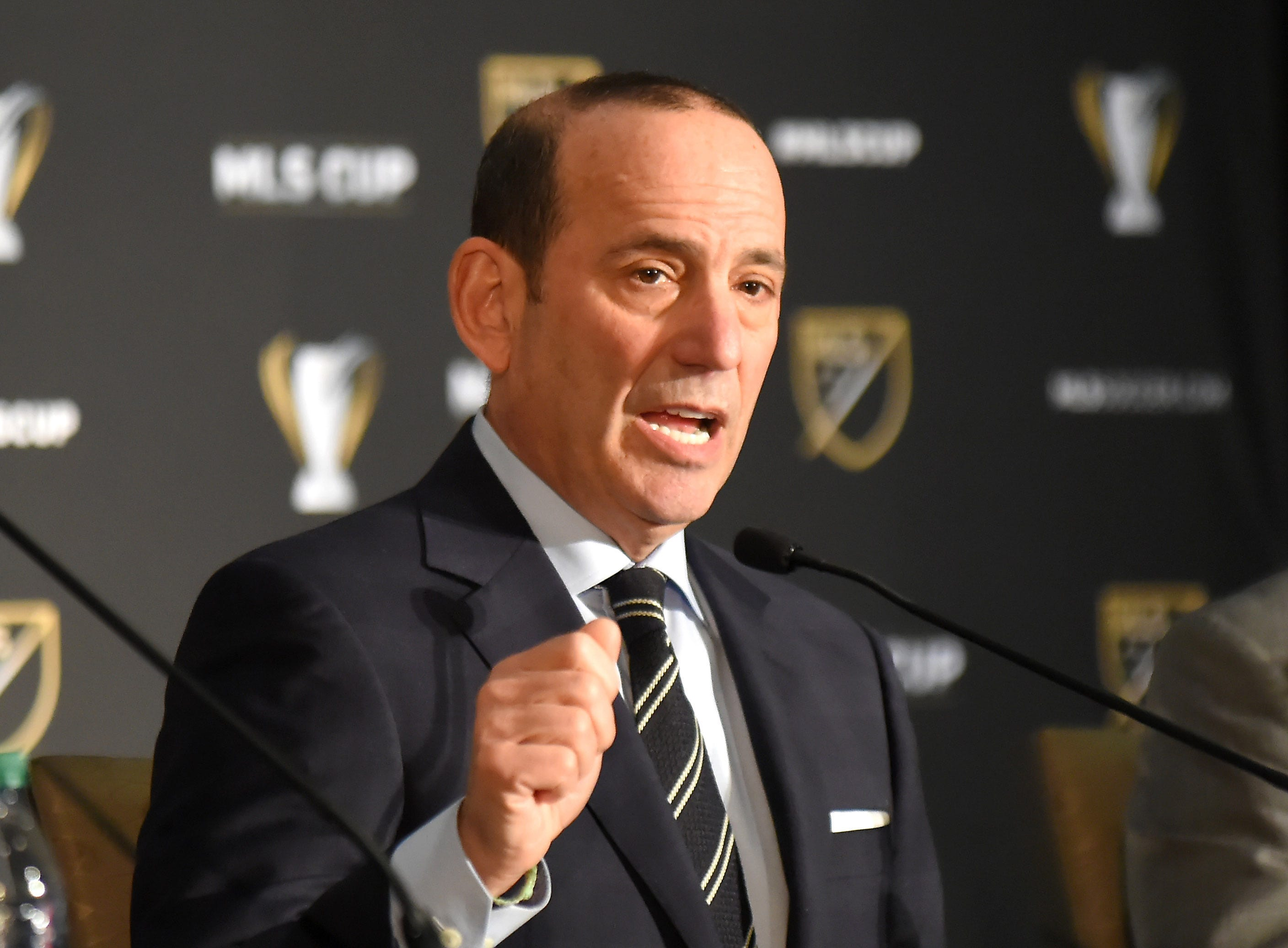 MLS commissioner talks Columbus Crew relocation, expansion teams