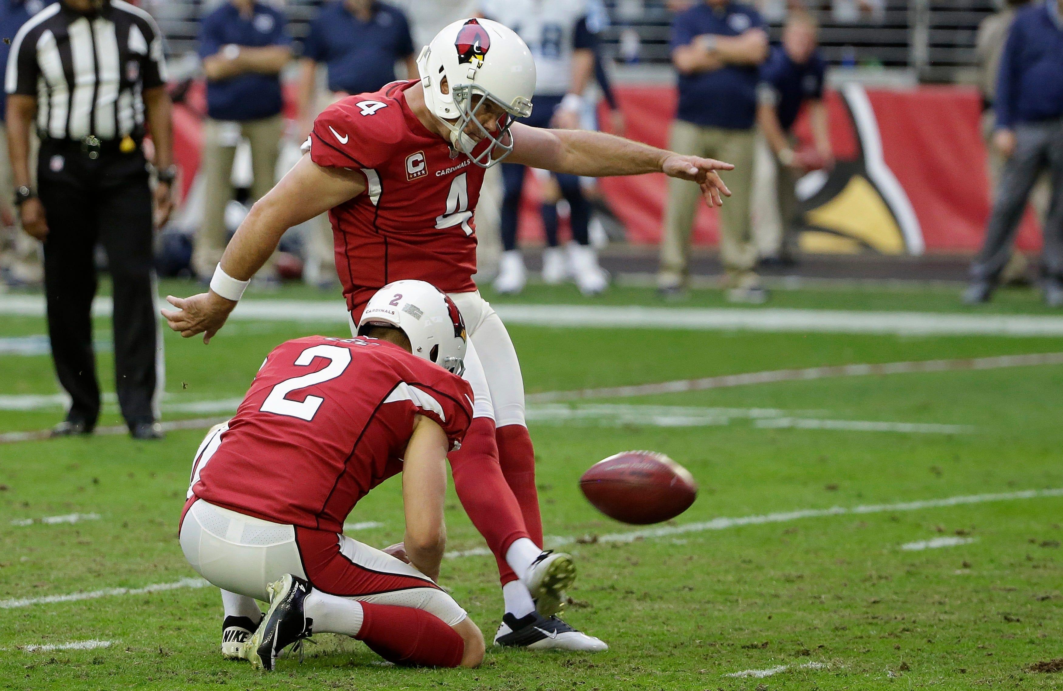 Cardinals' defense shuts down Titans in 12-7 victory