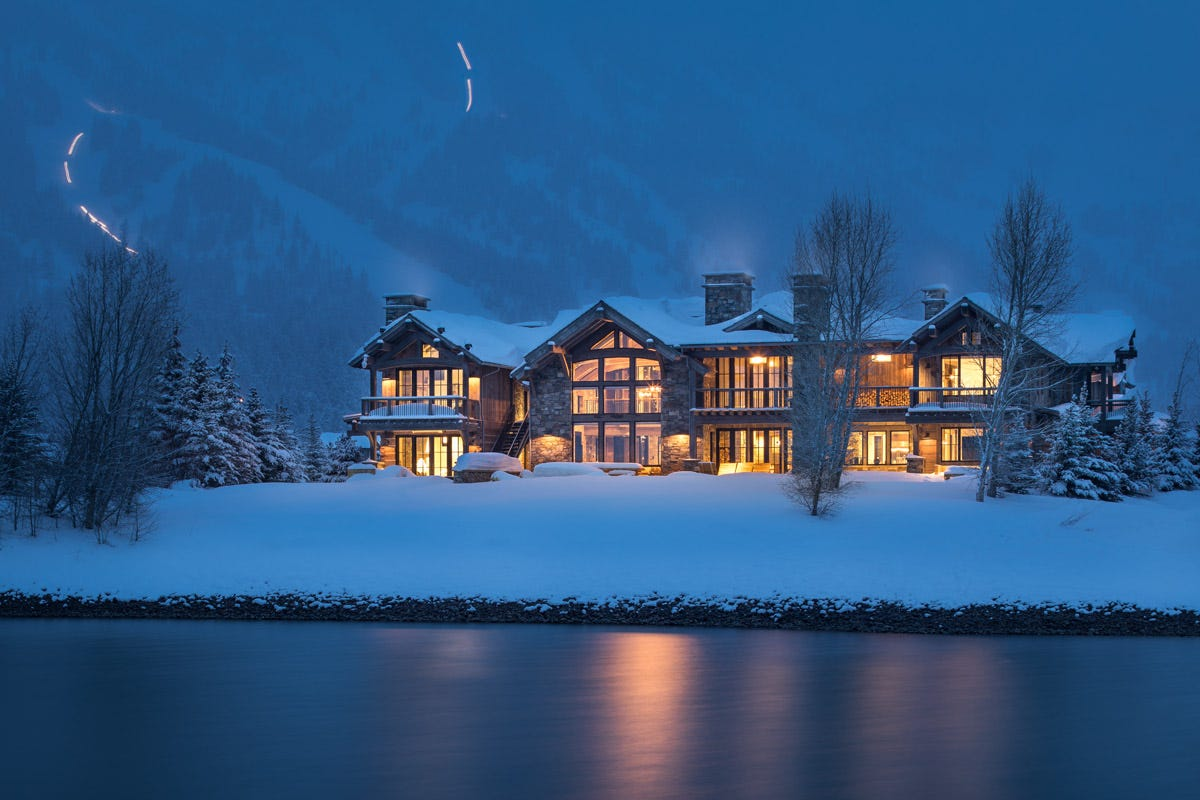 A ski vacation rental for every budget