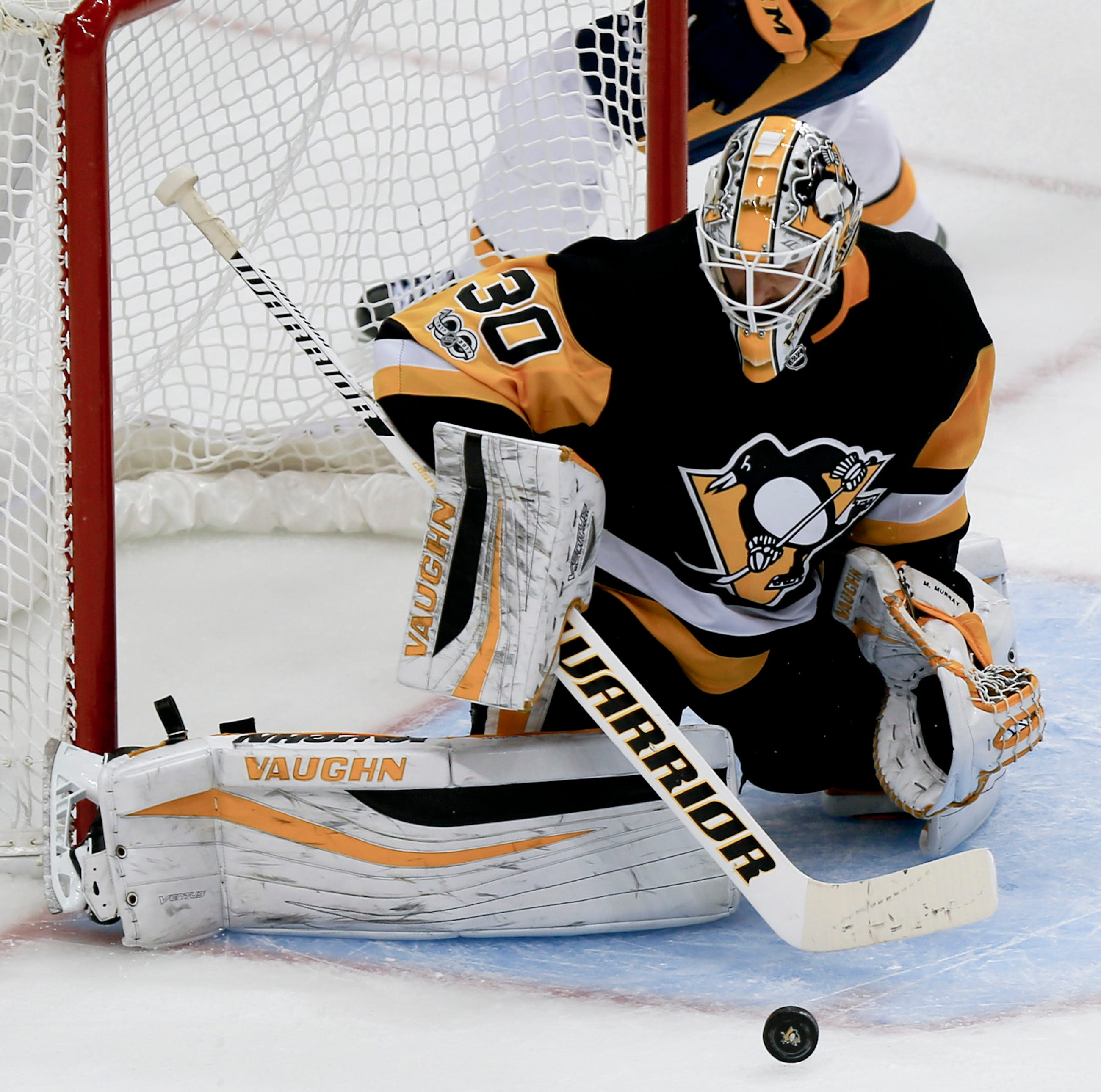 The Kids Are Alright: Penguins leading goalie youth movement