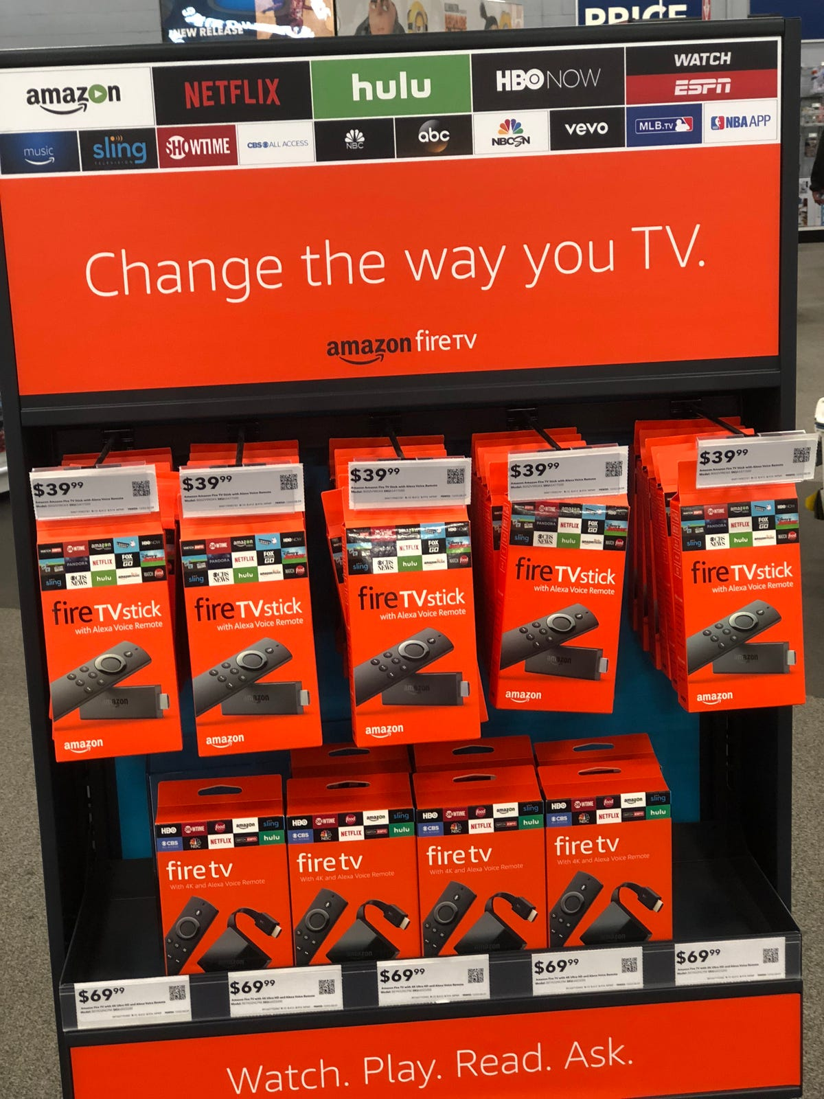 Amazon Fire TV from Best Buy: How they compare to smart TVs