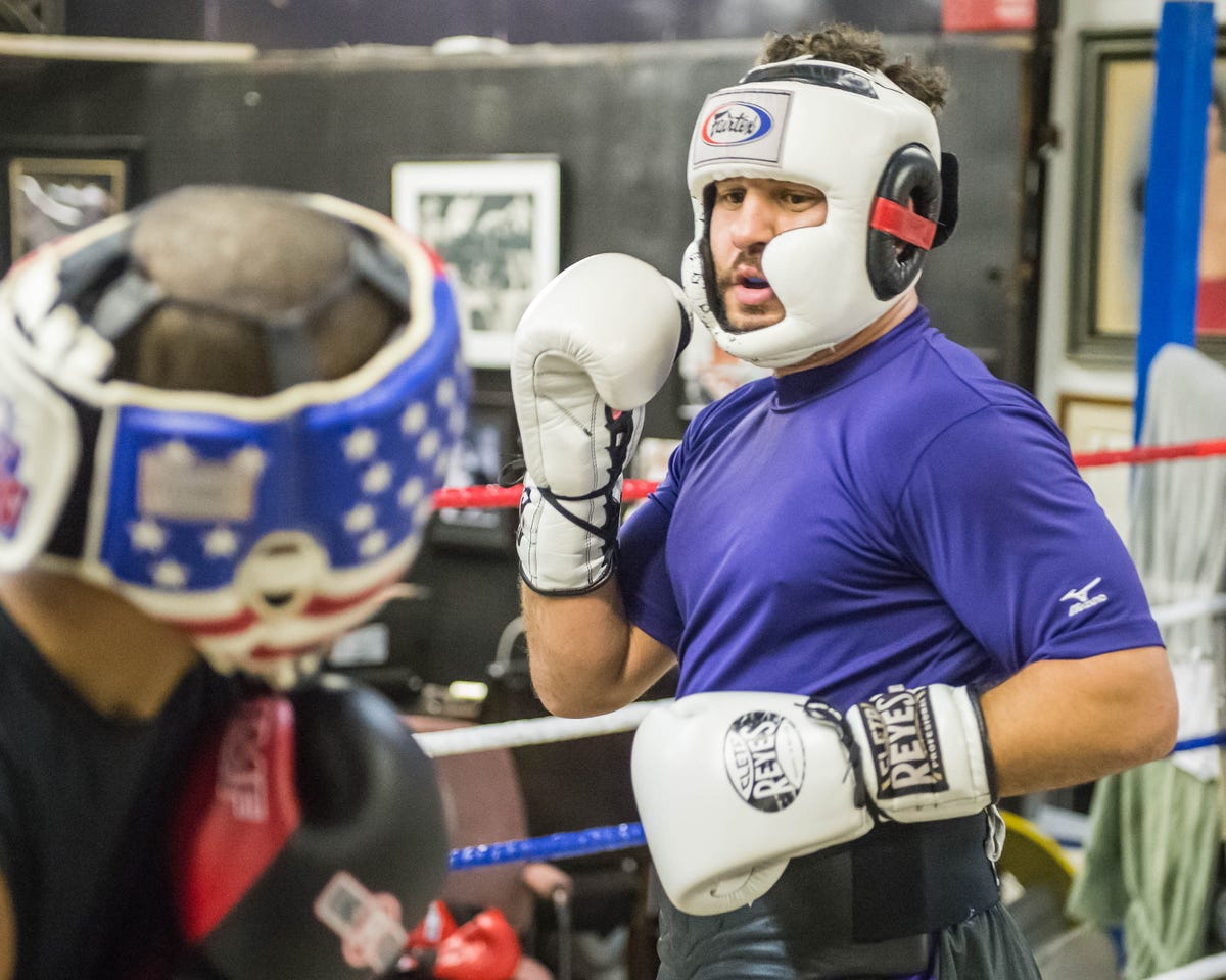 Silver Gloves Championships may be opportunity for local boxers