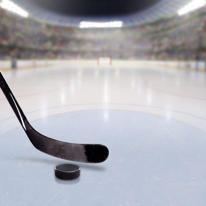 Stock photo for ice hockey.