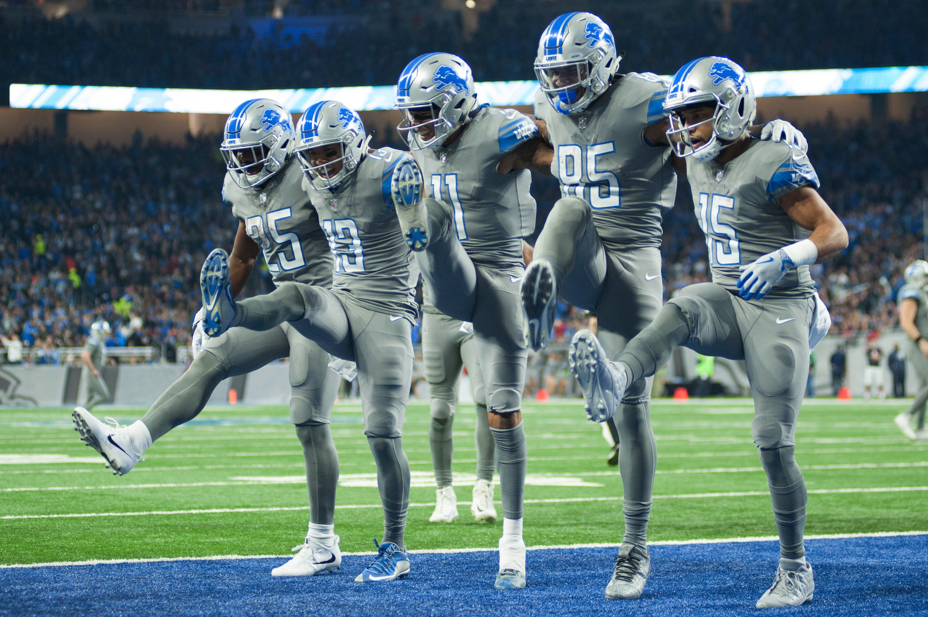 the latest 81a2f f6d50 NFL worst uniforms: Panthers, Jaguars among ugliest in ...