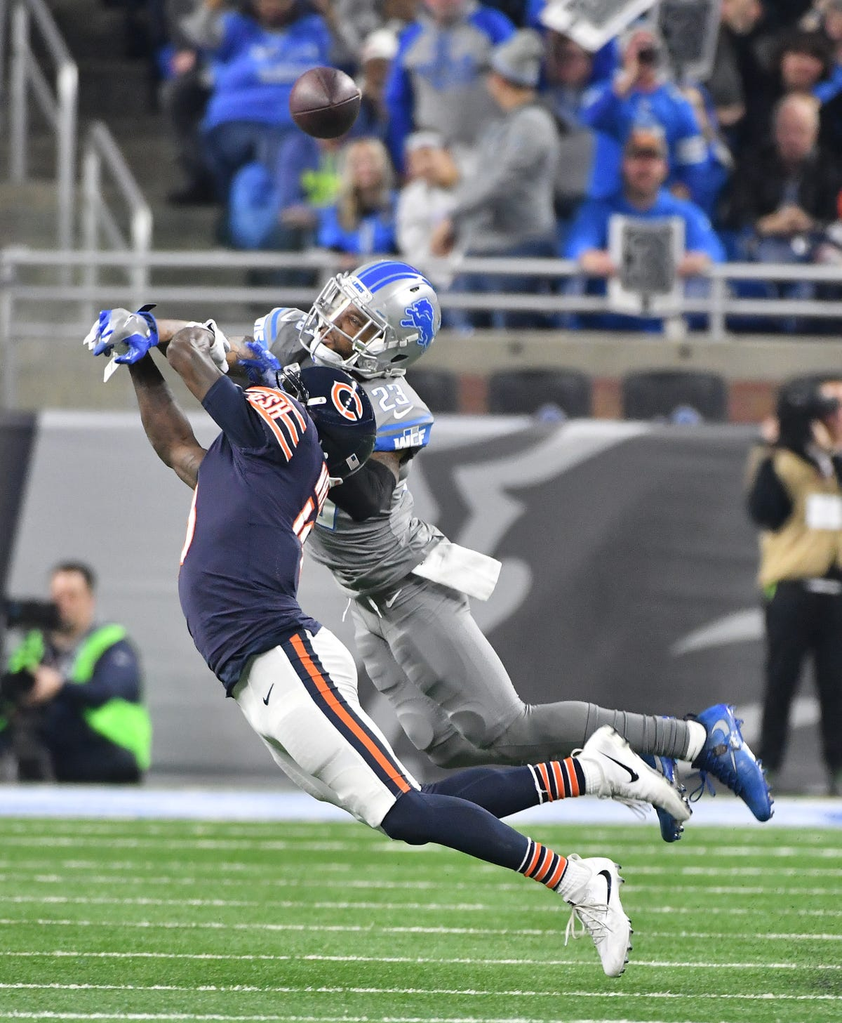 outlet store ace21 efc5d Lions' Darius Slay on Pro Bowl: 'It should be a given'