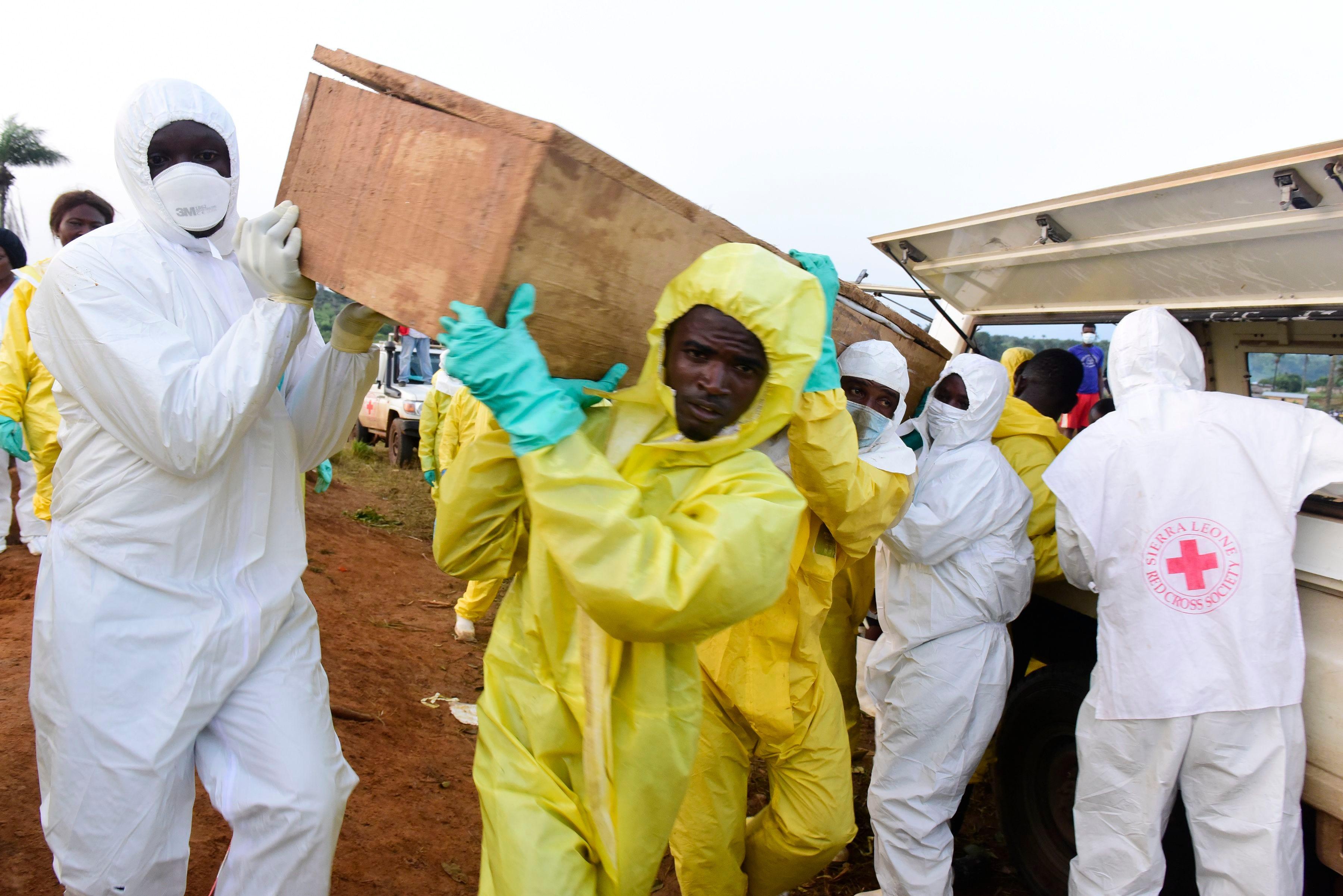 jhoana annotated bibliography ebola