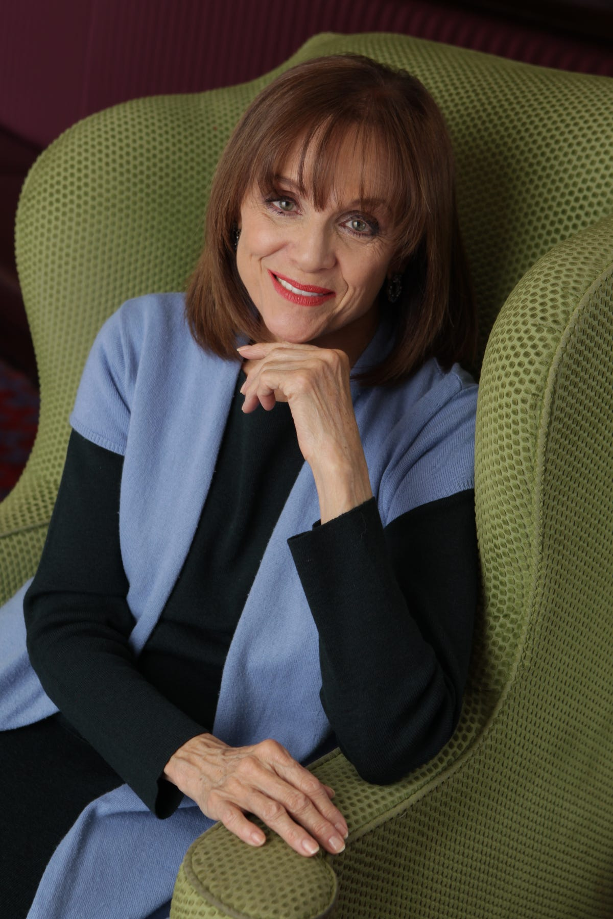 Valerie Harper's husband Tony Cacciotti: I won't put her in