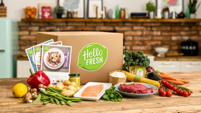 HelloFresh is a great way to learn cooking techniques and try new recipes.