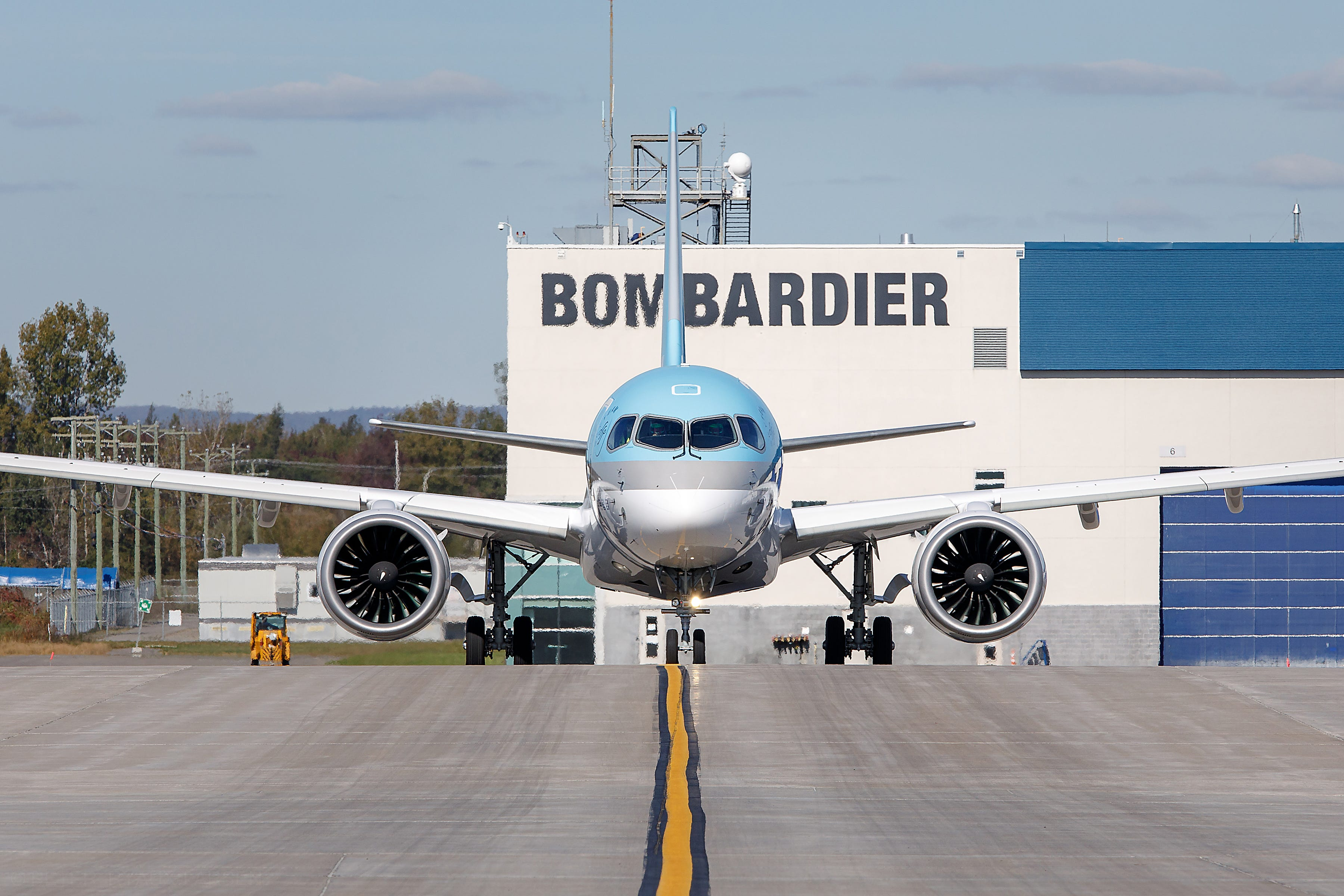 KOREAN AIR TAKES DELIVERY OF FIRST BOMBARDIER C SERIES AIRCRAFT
