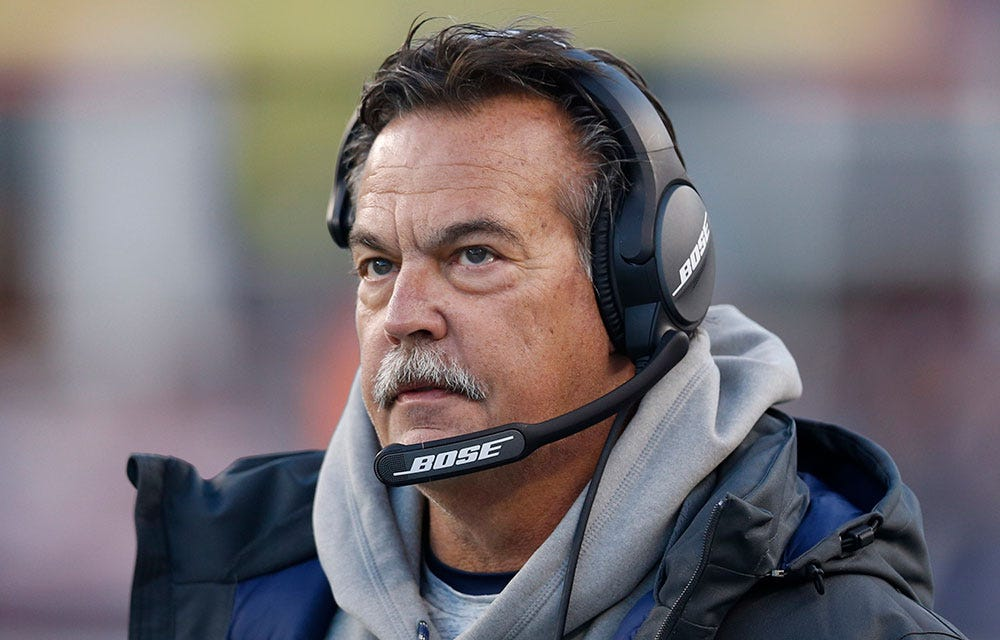 Twitter roasts Jeff Fisher for Rams comments
