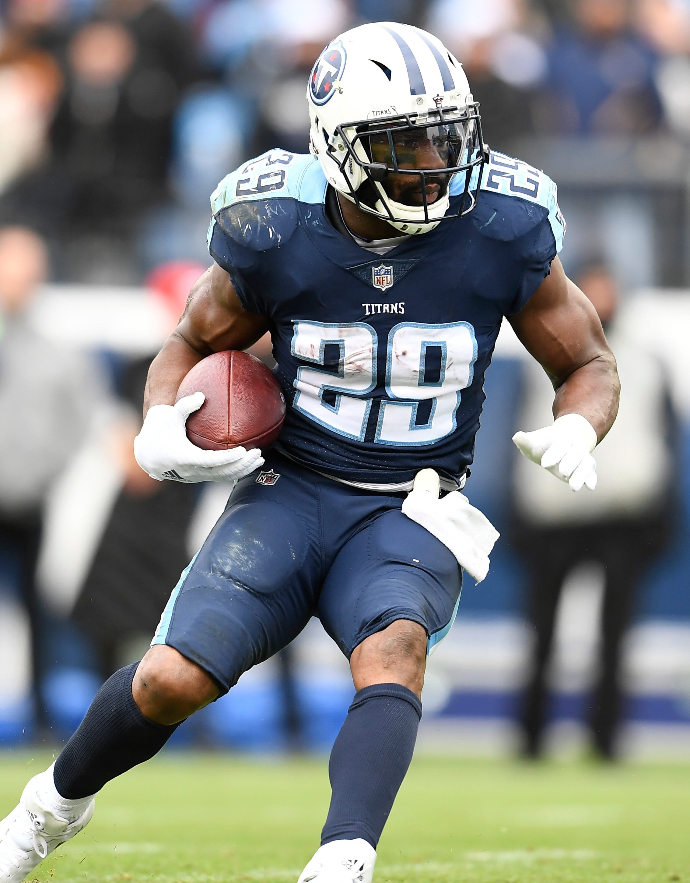 Titans' DeMarco Murray to be released; Derrick Henry expected to take over as lead running back