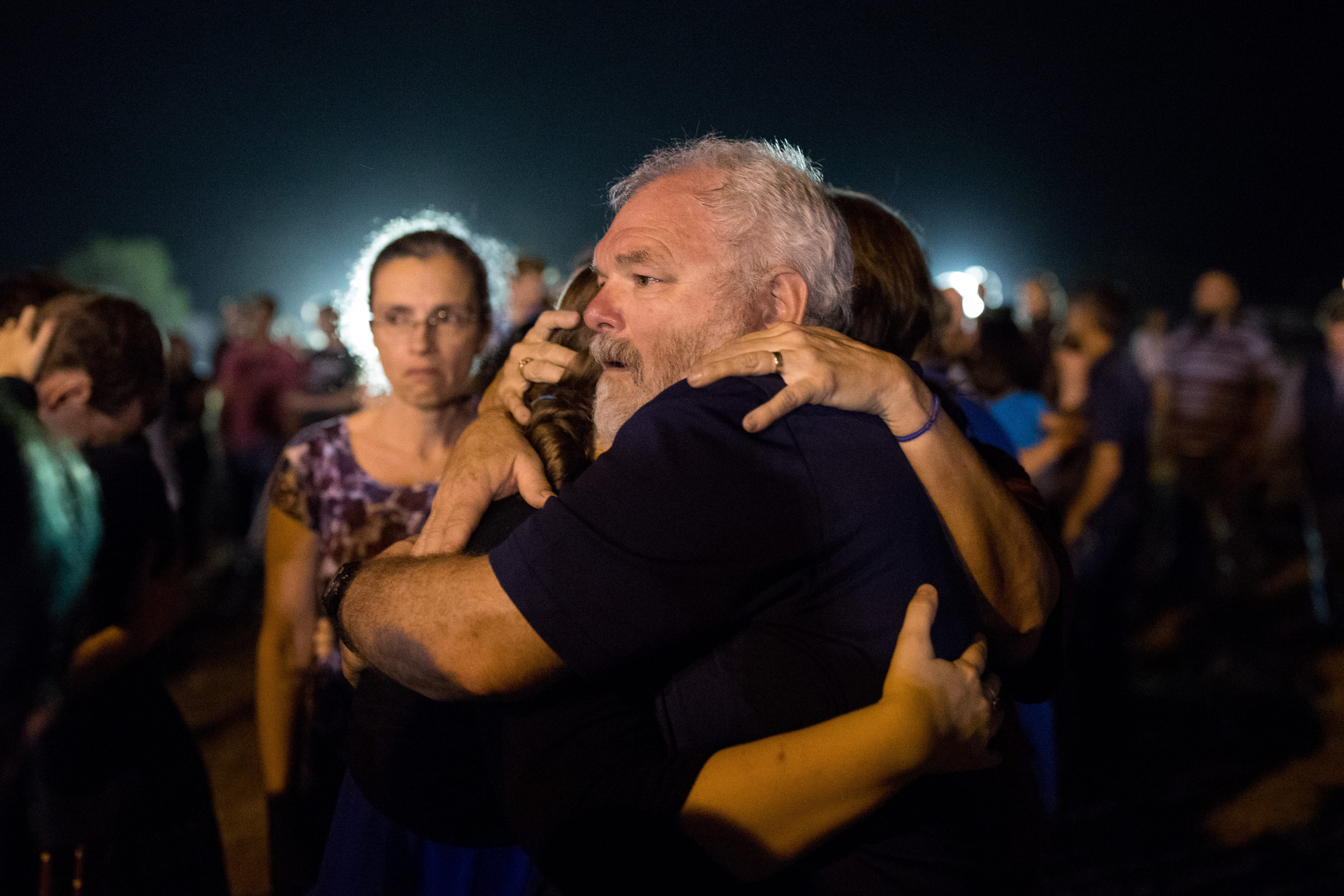 Stephen Willeford is hailed as a hero for helping to bring down the shooter who killed 25 people at First Baptist Church in Sutherland Springs.