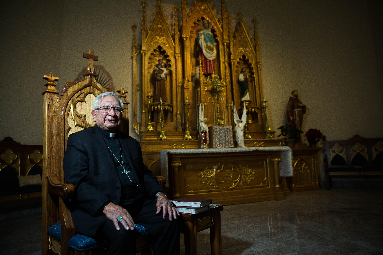 2017 Distinguished Resident Bishop Emeritus Ricardo Ramrez