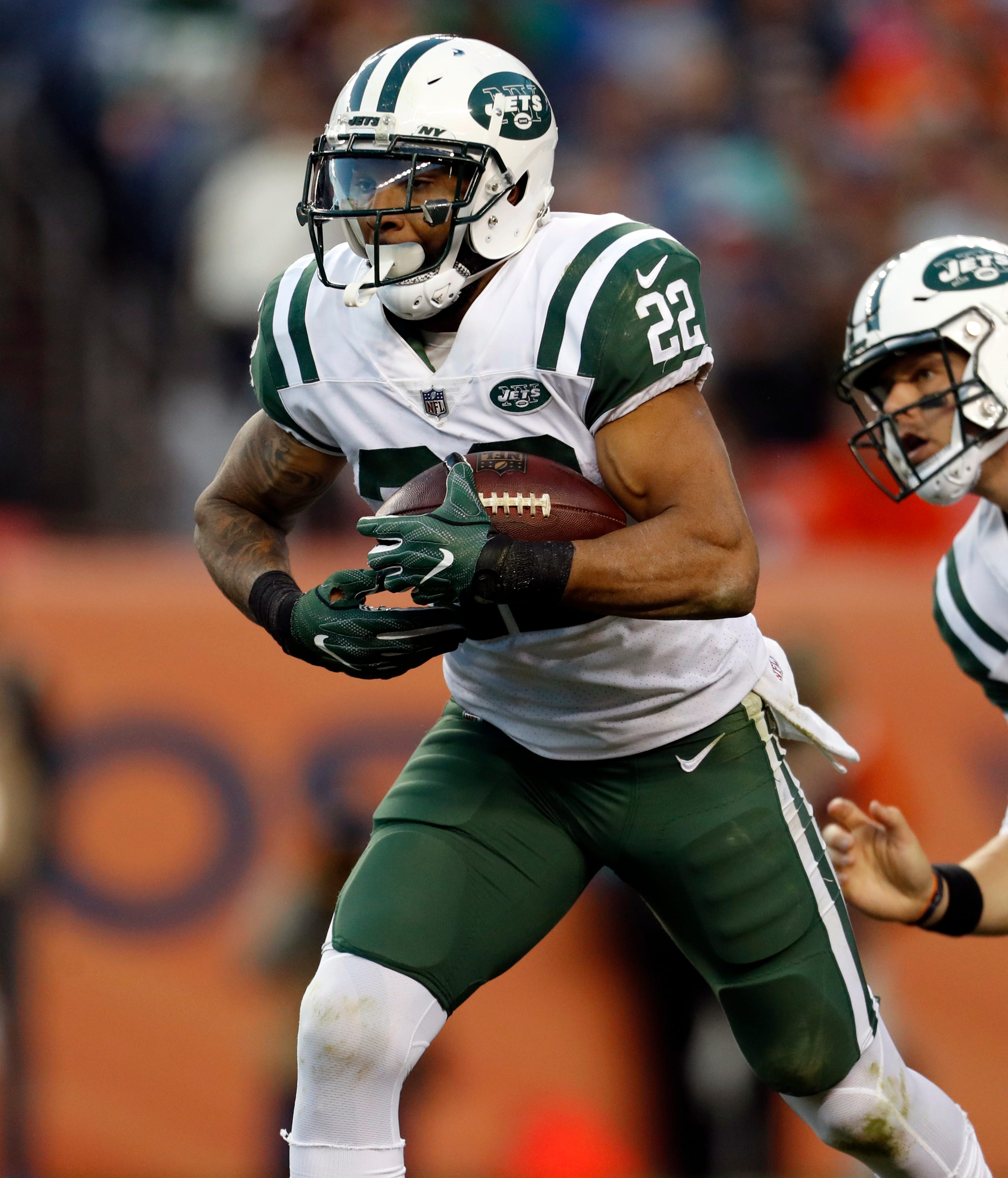 Matt Forte placed on IR, ending year and maybe Jets career