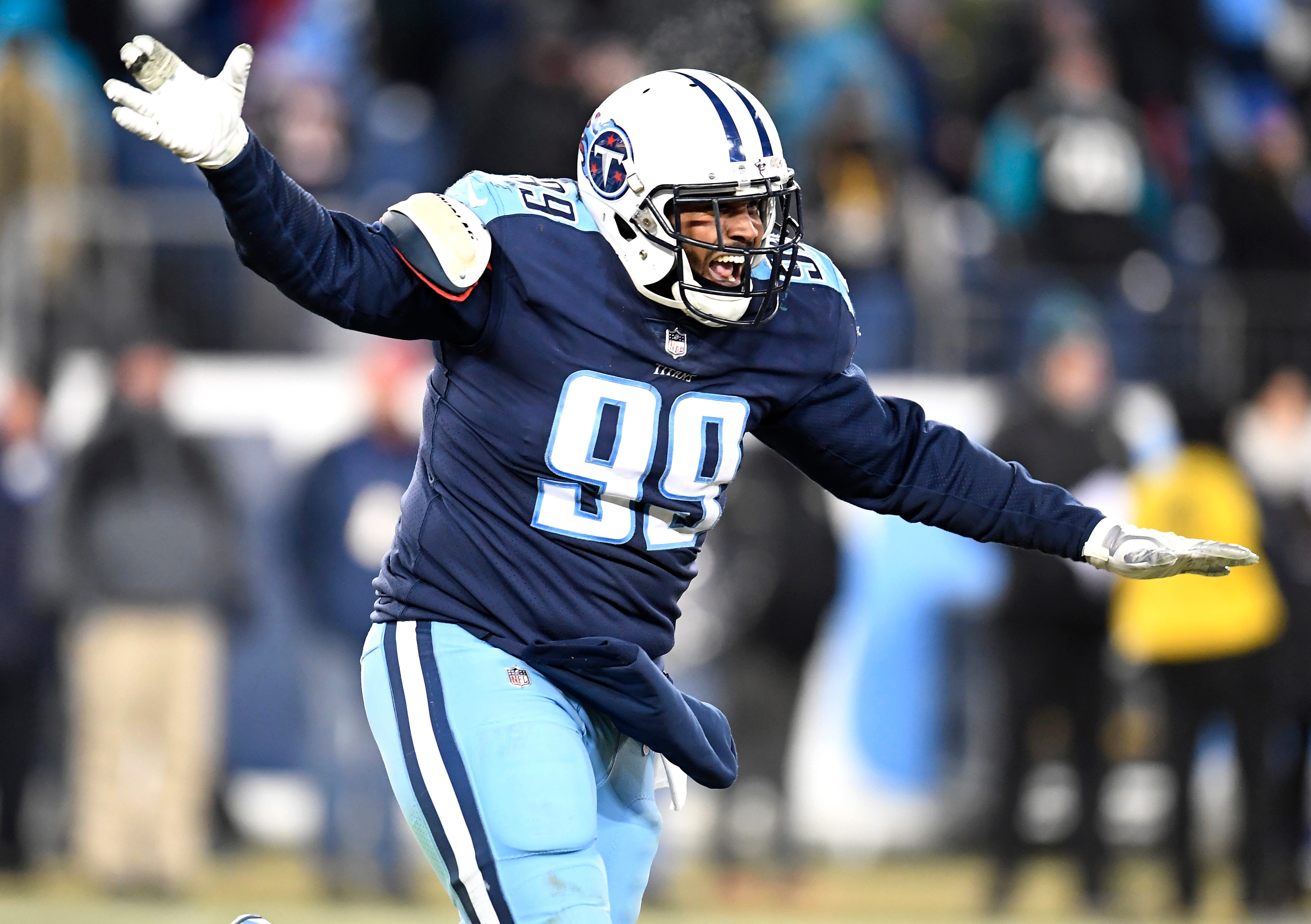 Titans depth chart: Defensive line needs help from reserves