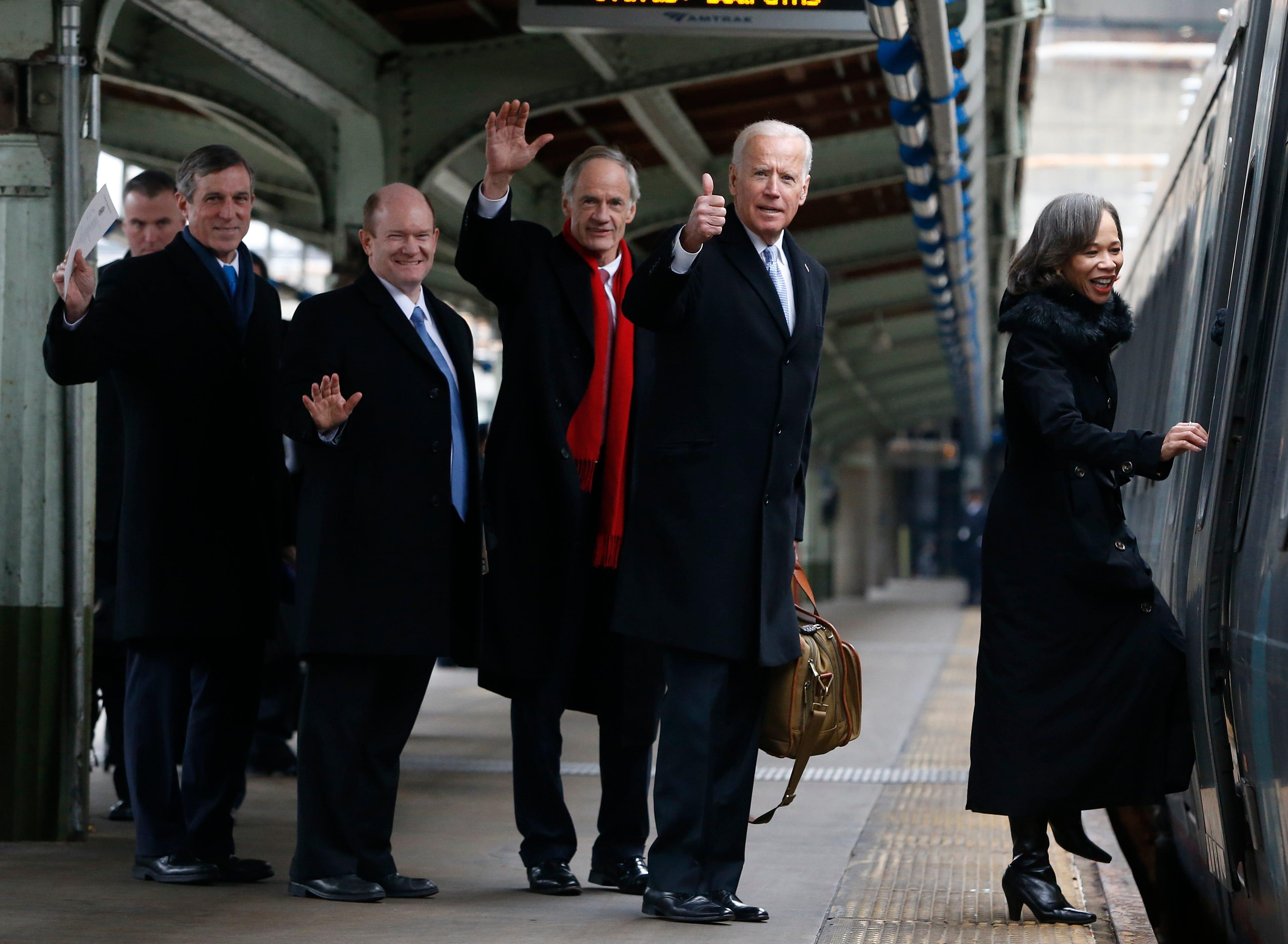 Joe Biden: From Scranton to vice president and beyond