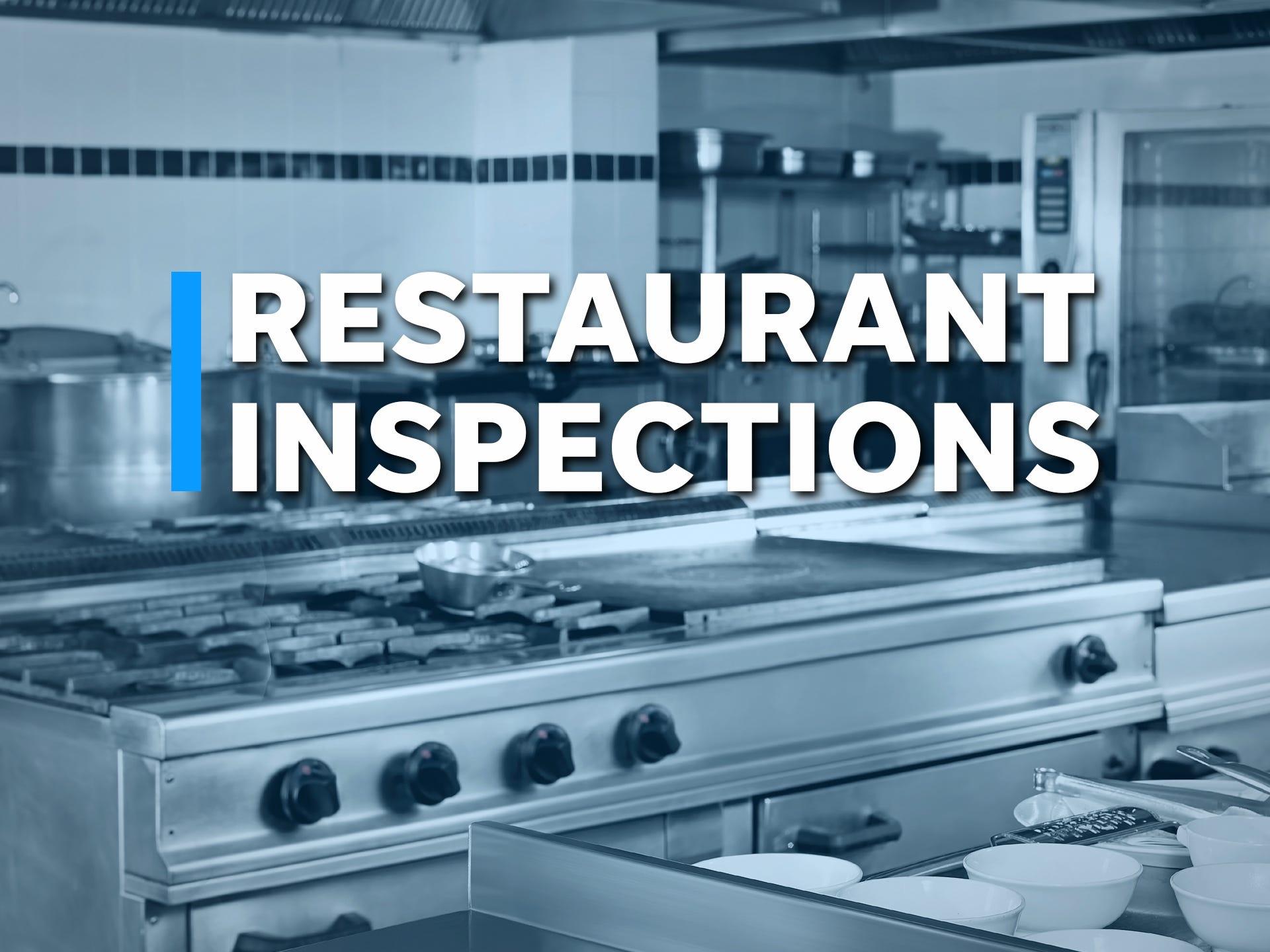 Afp News Of America Restaurant Inspections Liki Tiki Bbq