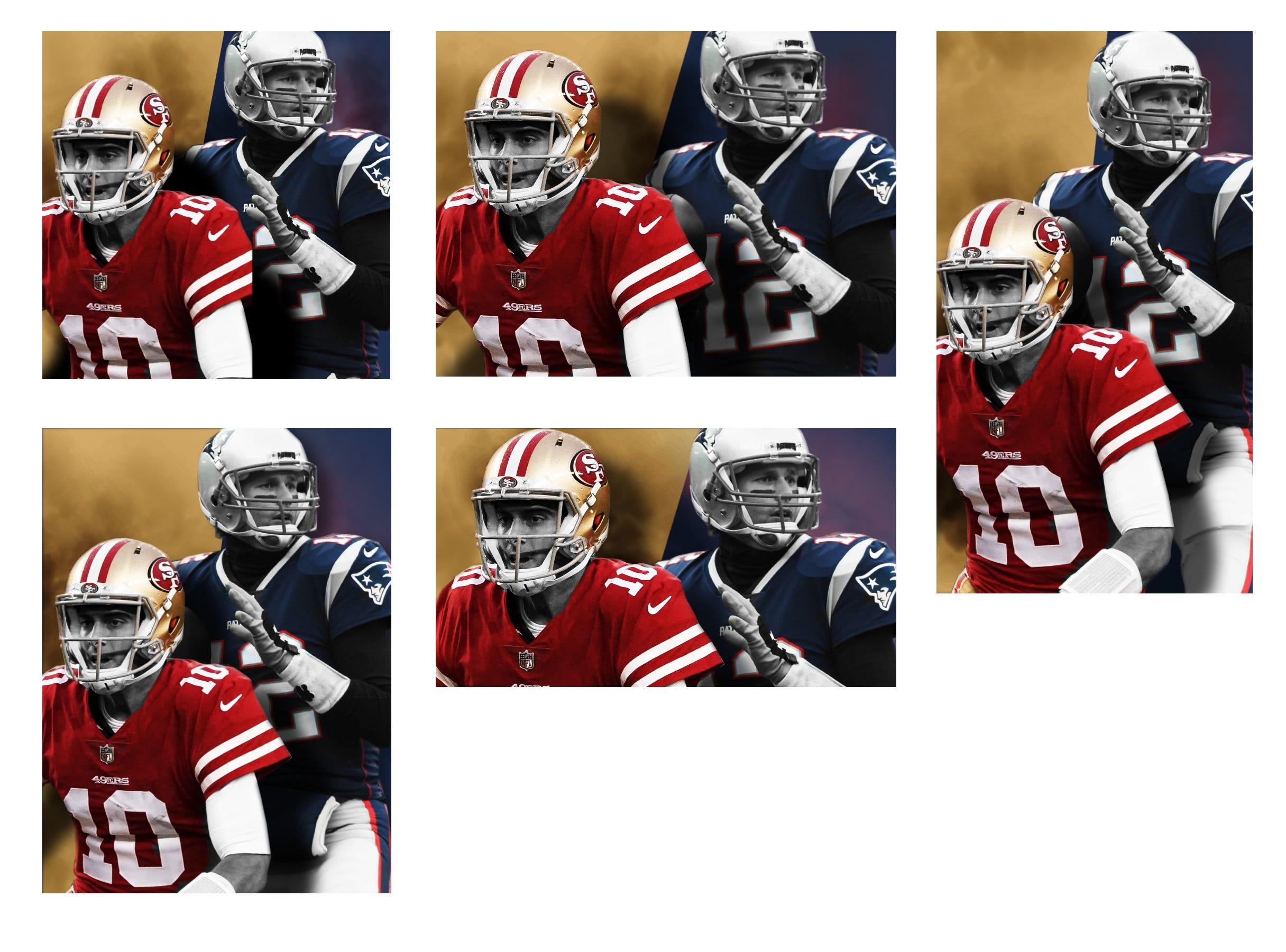Jimmy G Niners >> NFL power rankings: Brady's Pats, Jimmy G's Niners in good shape as season ends