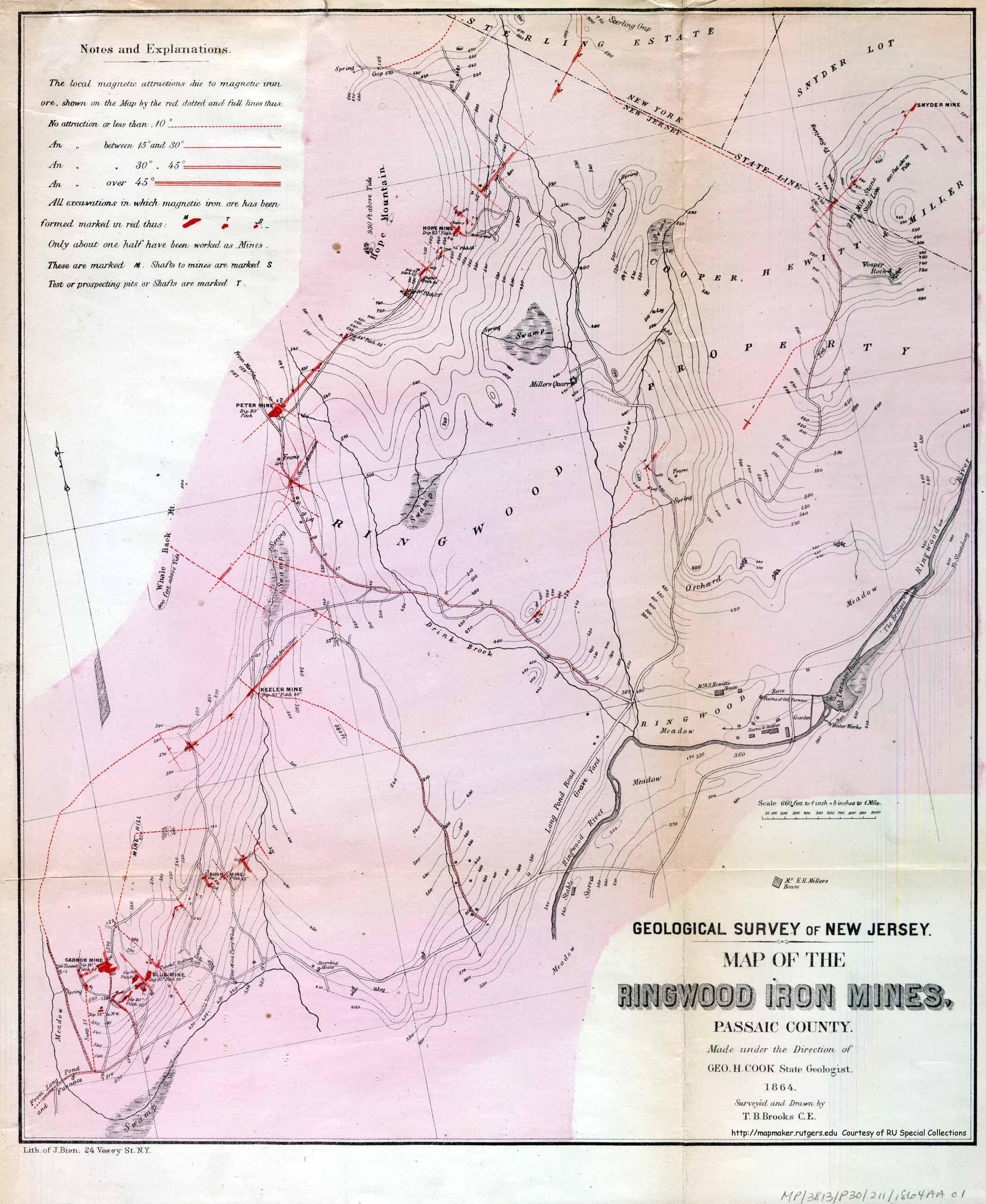 Ringwood iron mines