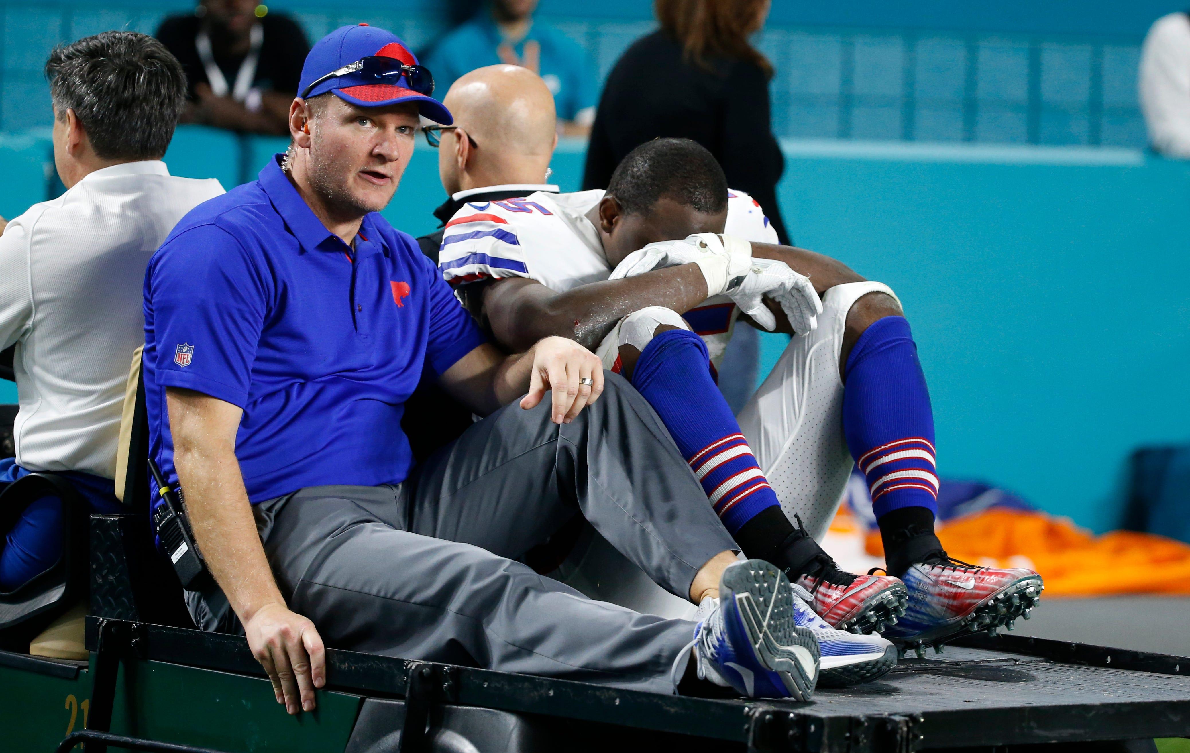 McCoy, Brown big questions heading into postseason