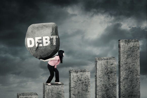 Effective debt management: How to increase savings and get rid of that debt load