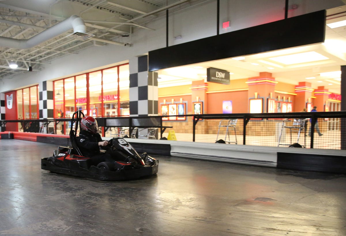 K1 Speed closes at Poughkeepsie Galleria