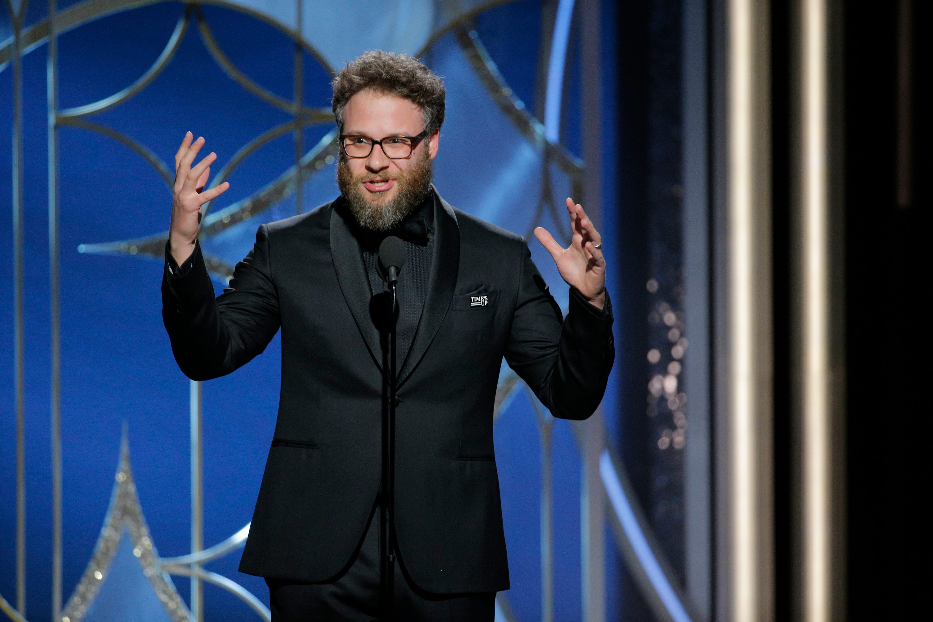 'No way, man!': Seth Rogen recounts the awkward time he turned down a photo with Paul Ryan