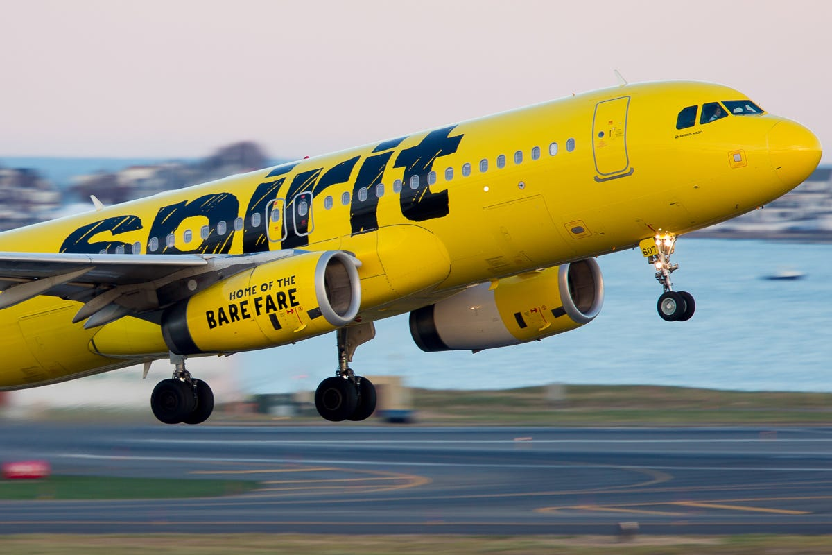 Spirit Airlines expands again with new route to U.S. Virgin Islands