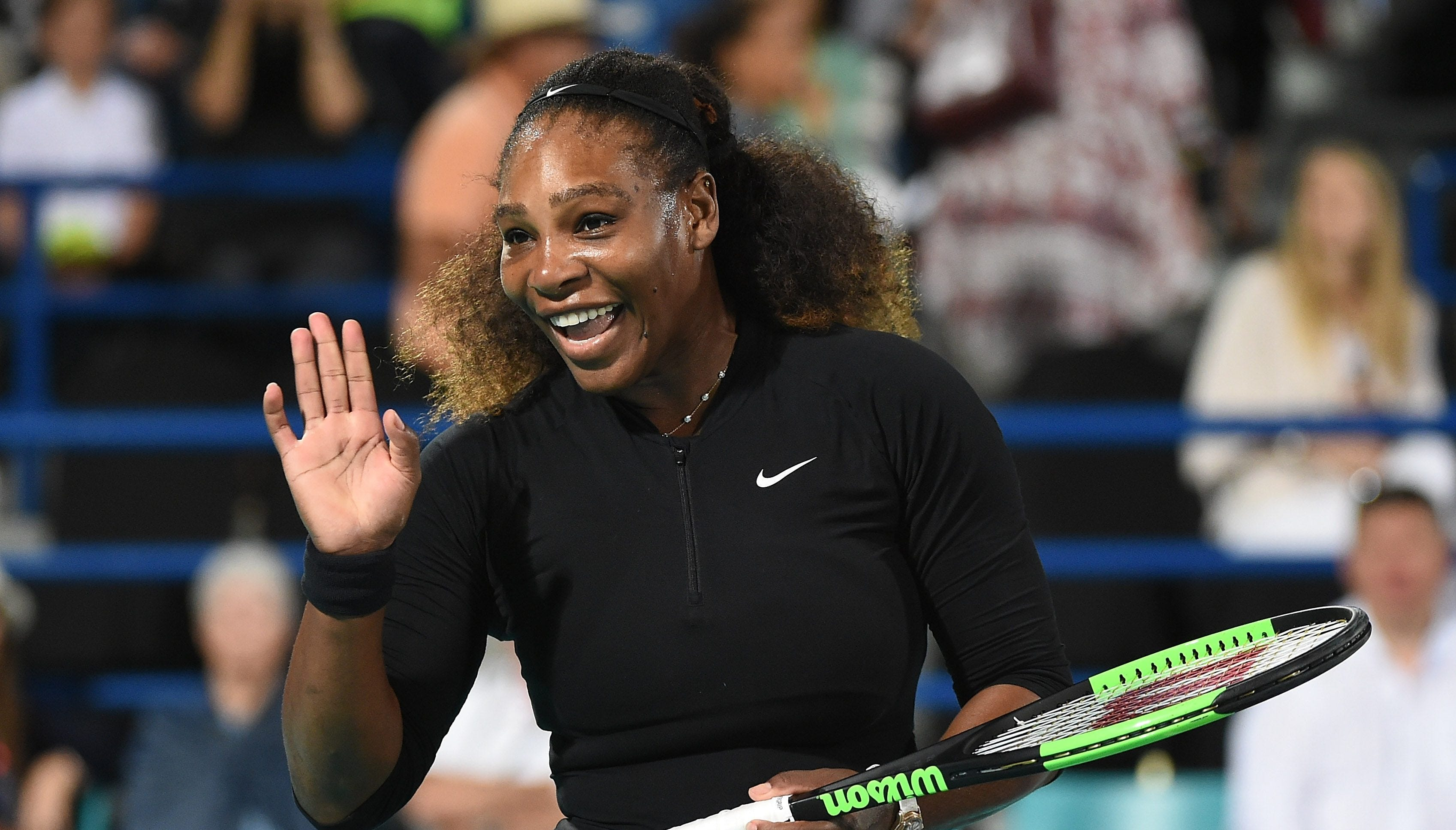 Serena Williams joins Colin Kaepernick's donation push with $10,000 gift