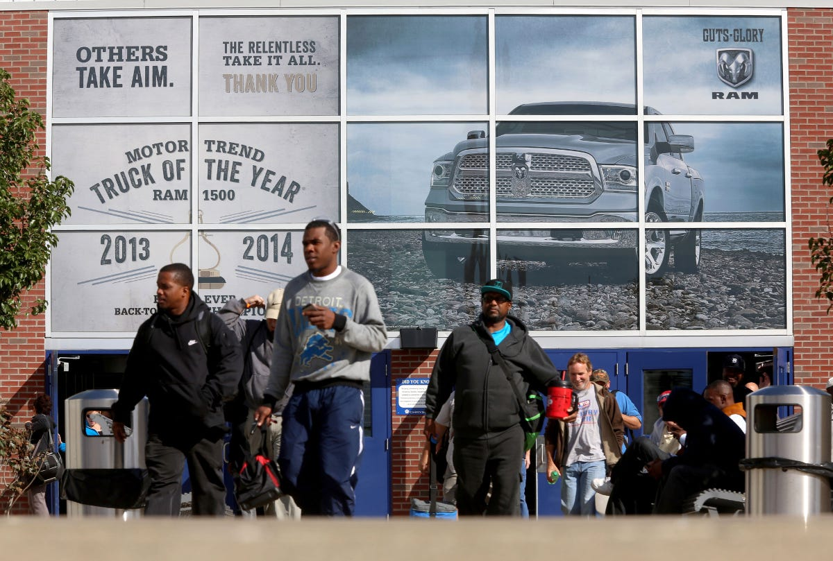 Fiat Chrysler investing $1B at Warren Truck, shifting work from Mexico