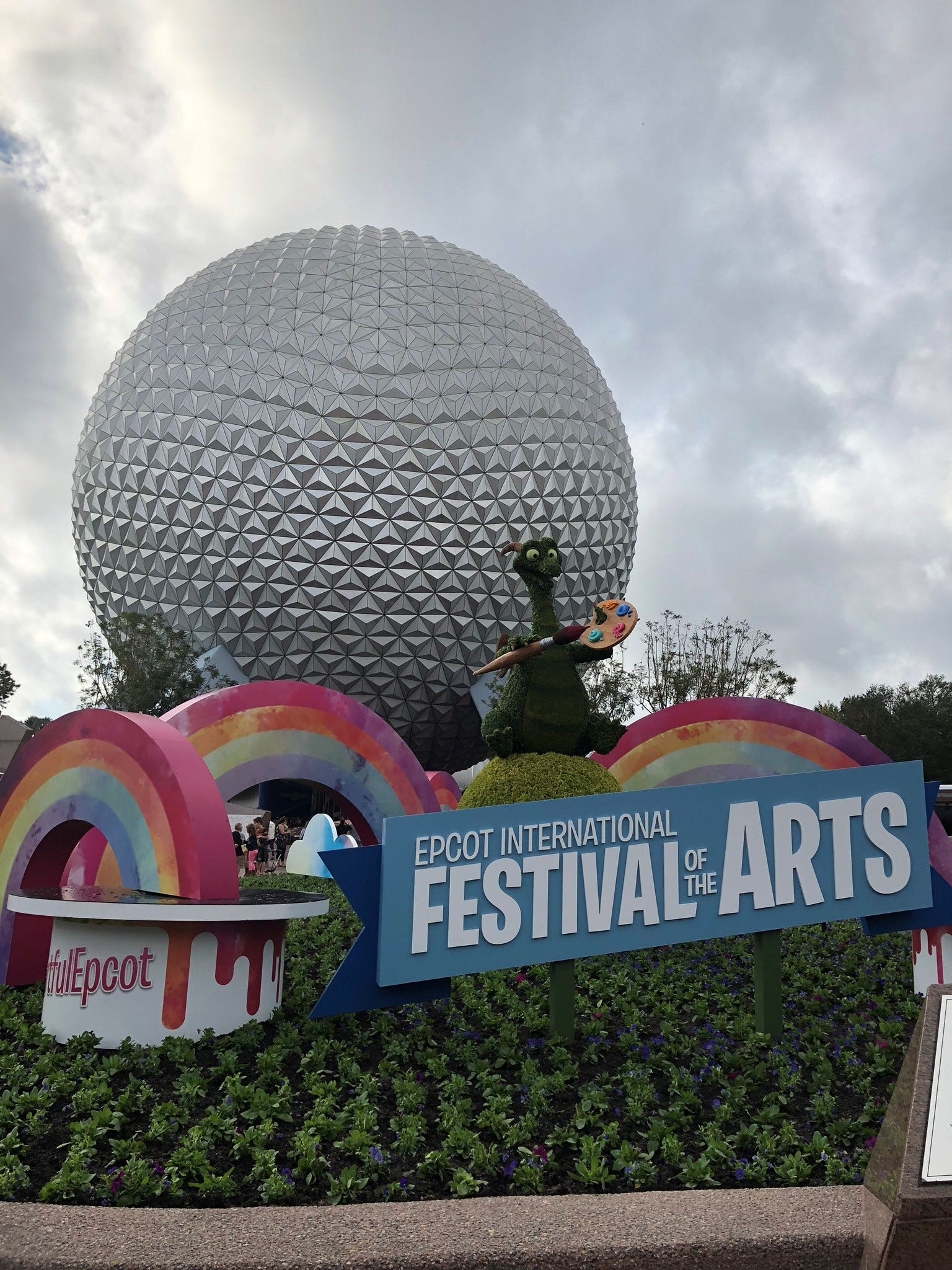 636513778753063298-EpcotEntrance Here are 10 things to do at Epcot's International Festival of the Arts