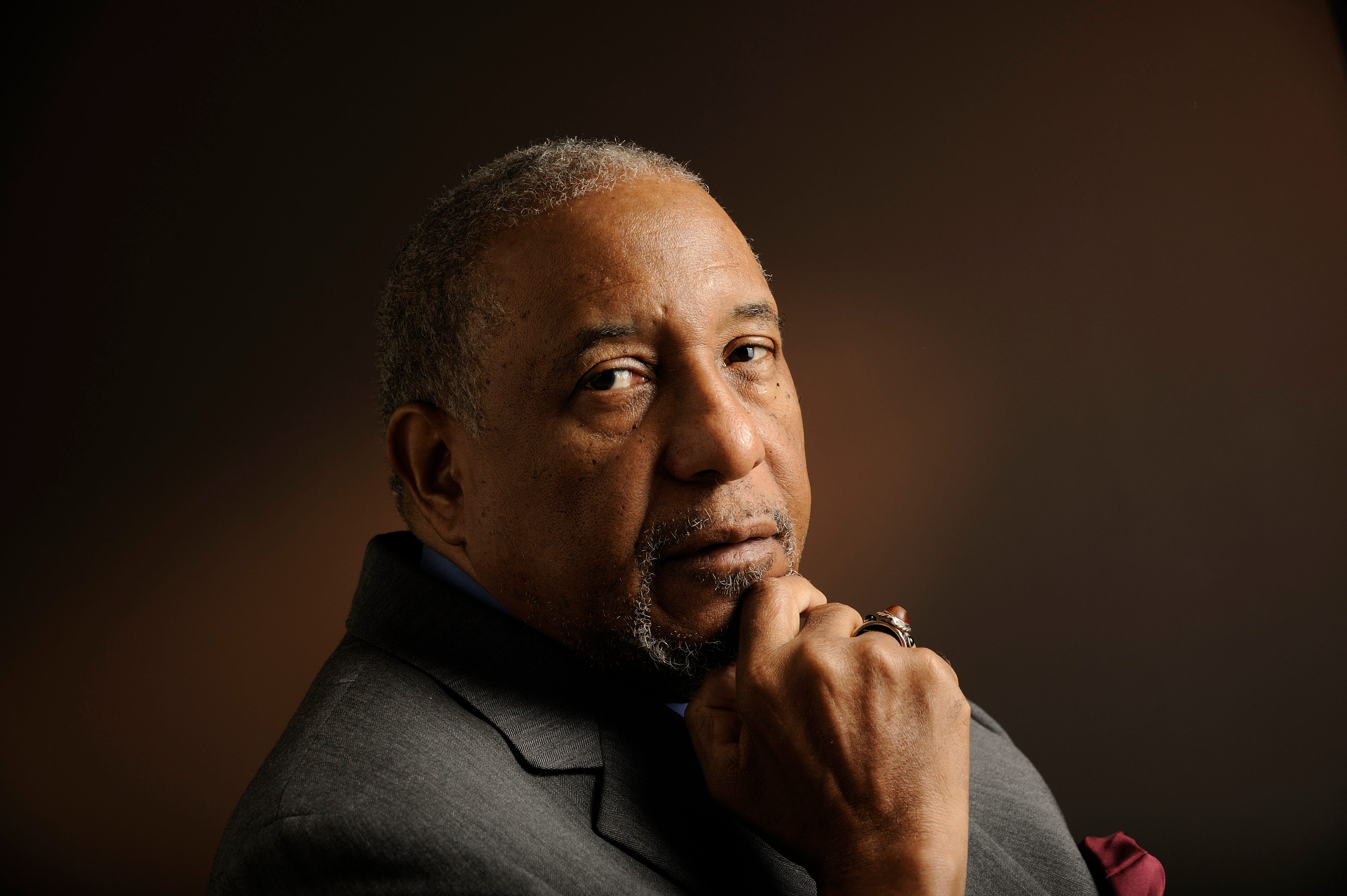 Dr. Bernard LaFayette, a Professor of Theology at Emory University in Atlanta, is seen in this 2010 file photo.